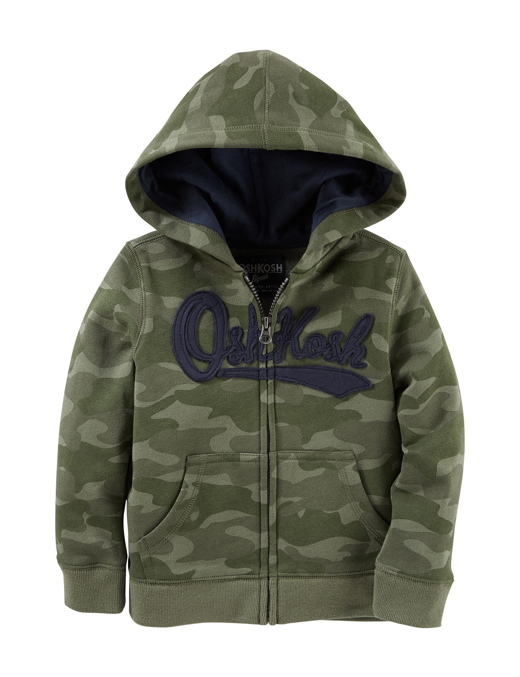 Oshkosh B'Gosh Multi Fleece & Soft Shell Jackets