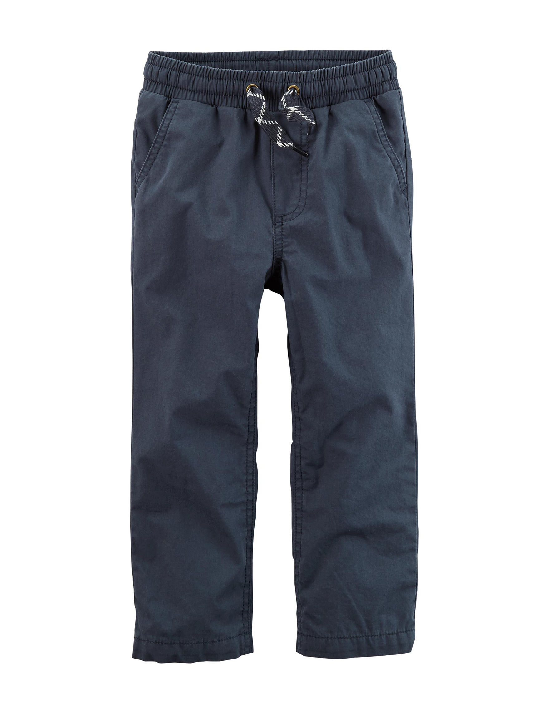 Carter's Navy Soft Pants