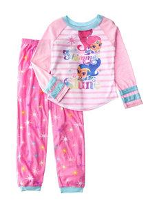 Nickelodeon 2-pc. Shimmer & Shine Pajama Set - Girls 4-8