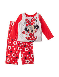 Licensed Red Pajama Sets