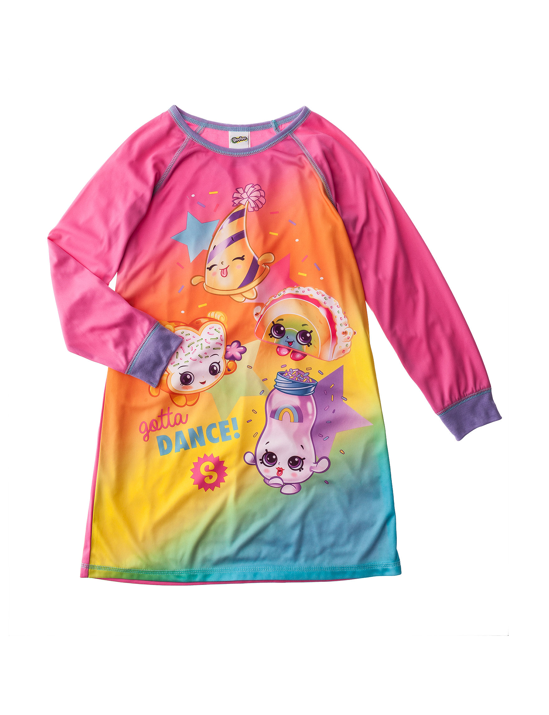 Licensed Multi Nightgowns & Sleep Shirts