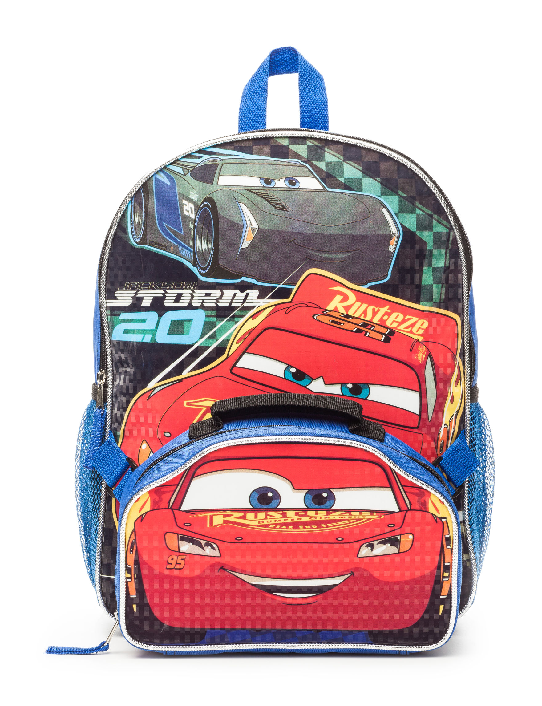 Licensed Blue Lunch Boxes & Bags Bookbags & Backpacks