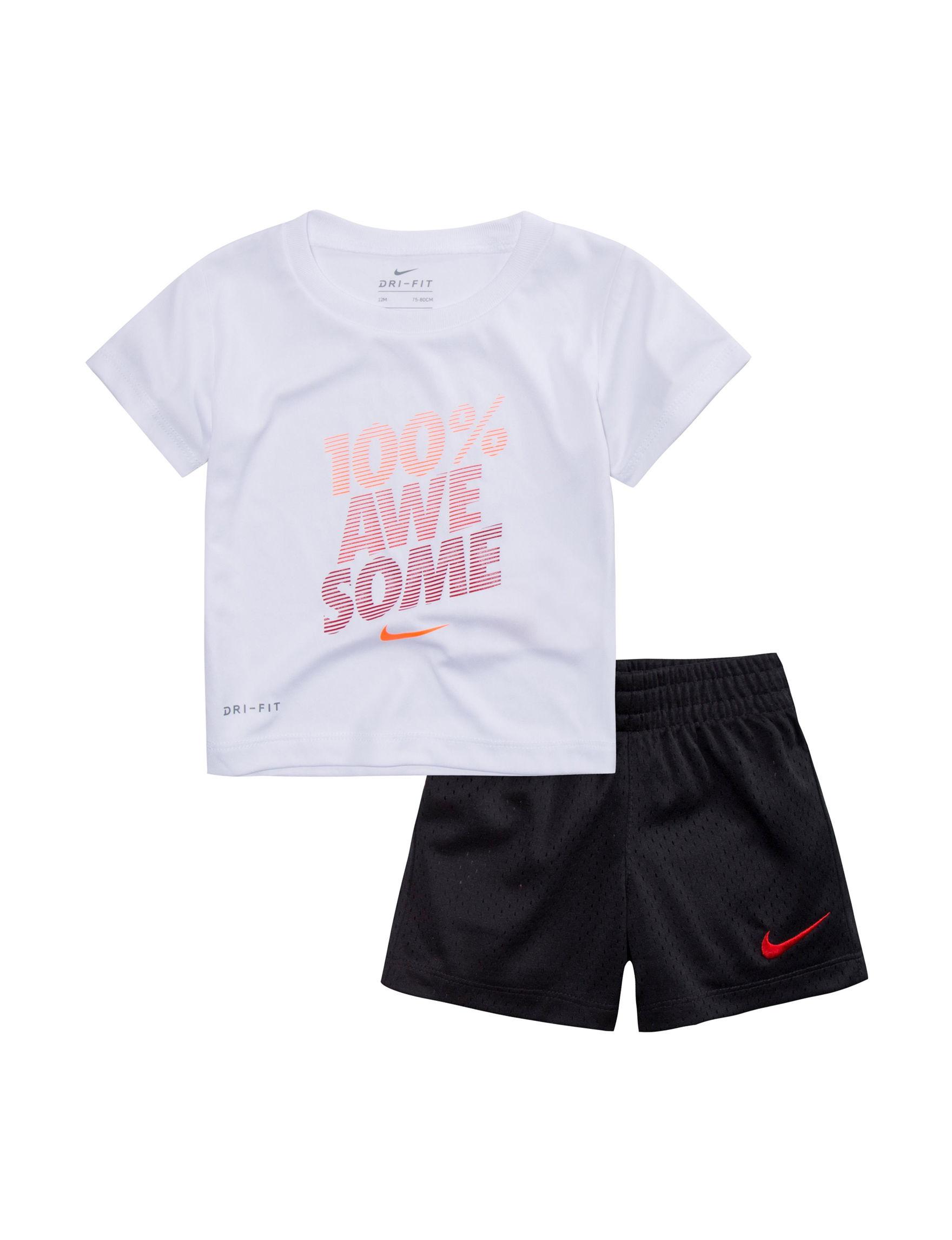 Nike White / Black