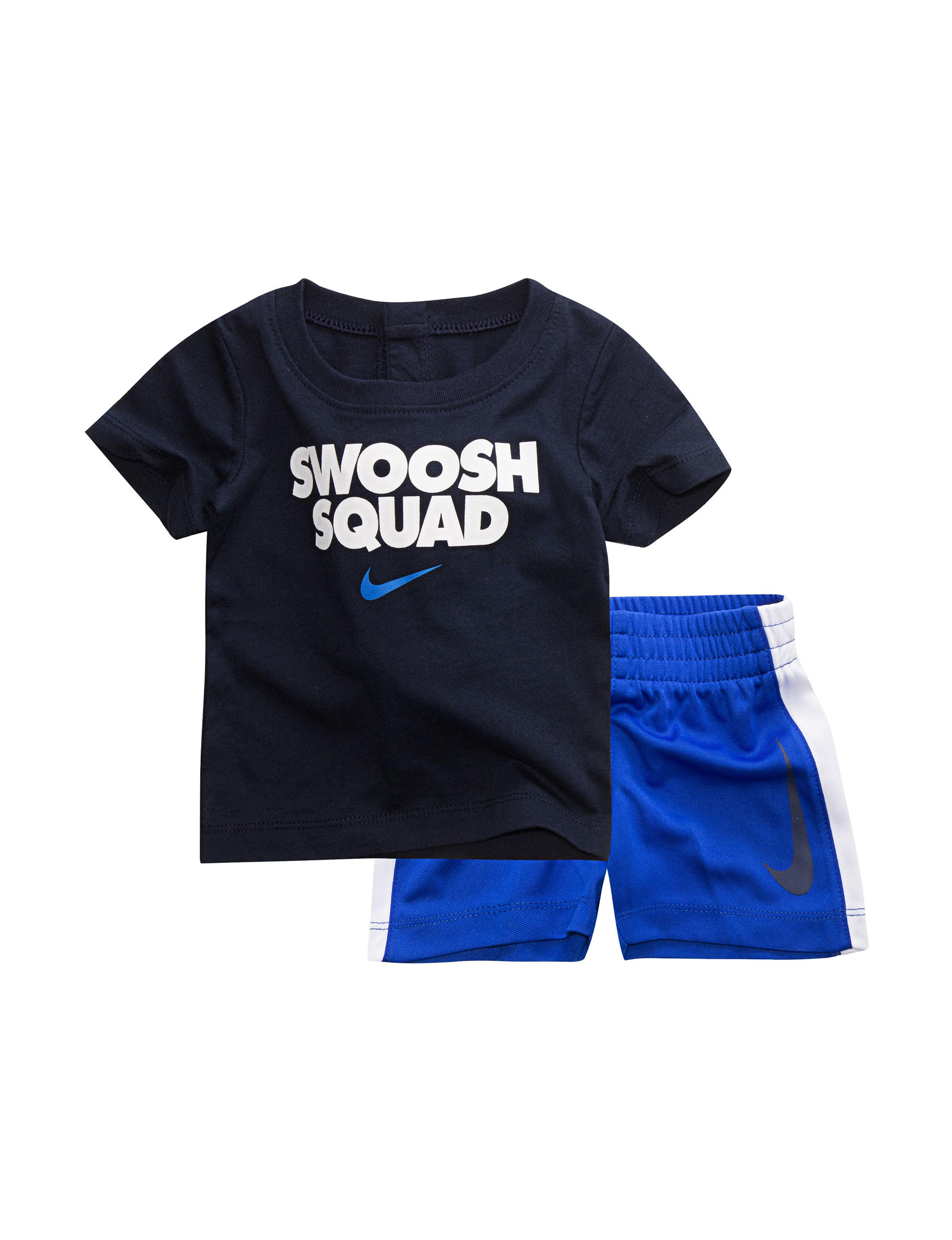 Nike Blue