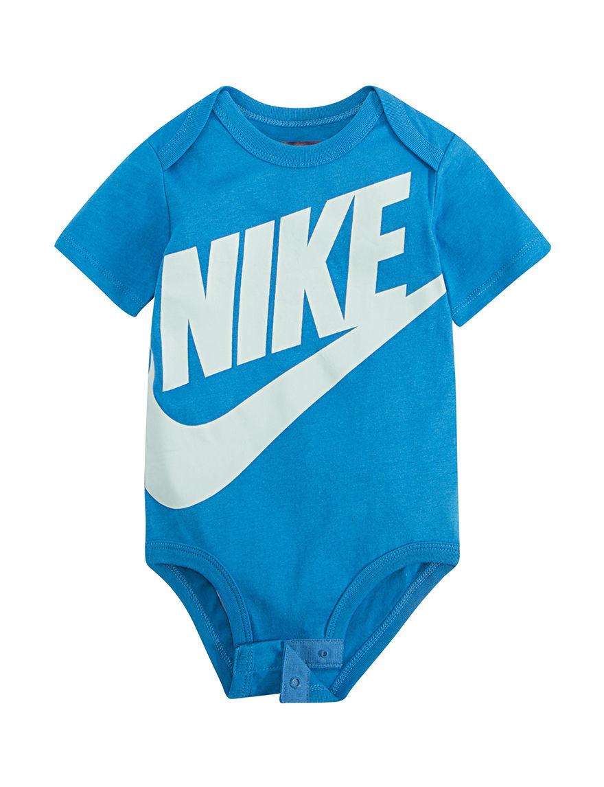 Nike Blue / White