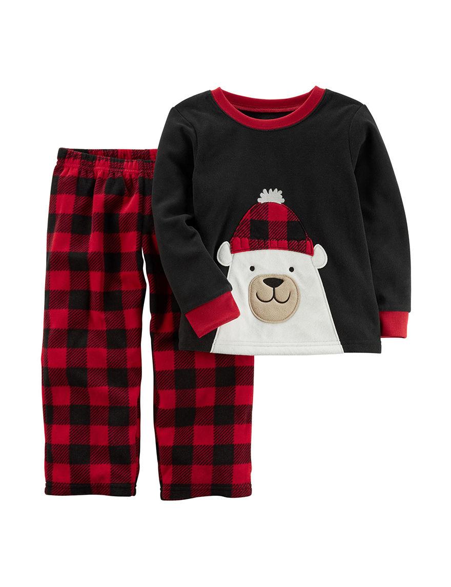 Carter's Plaid Pajama Sets