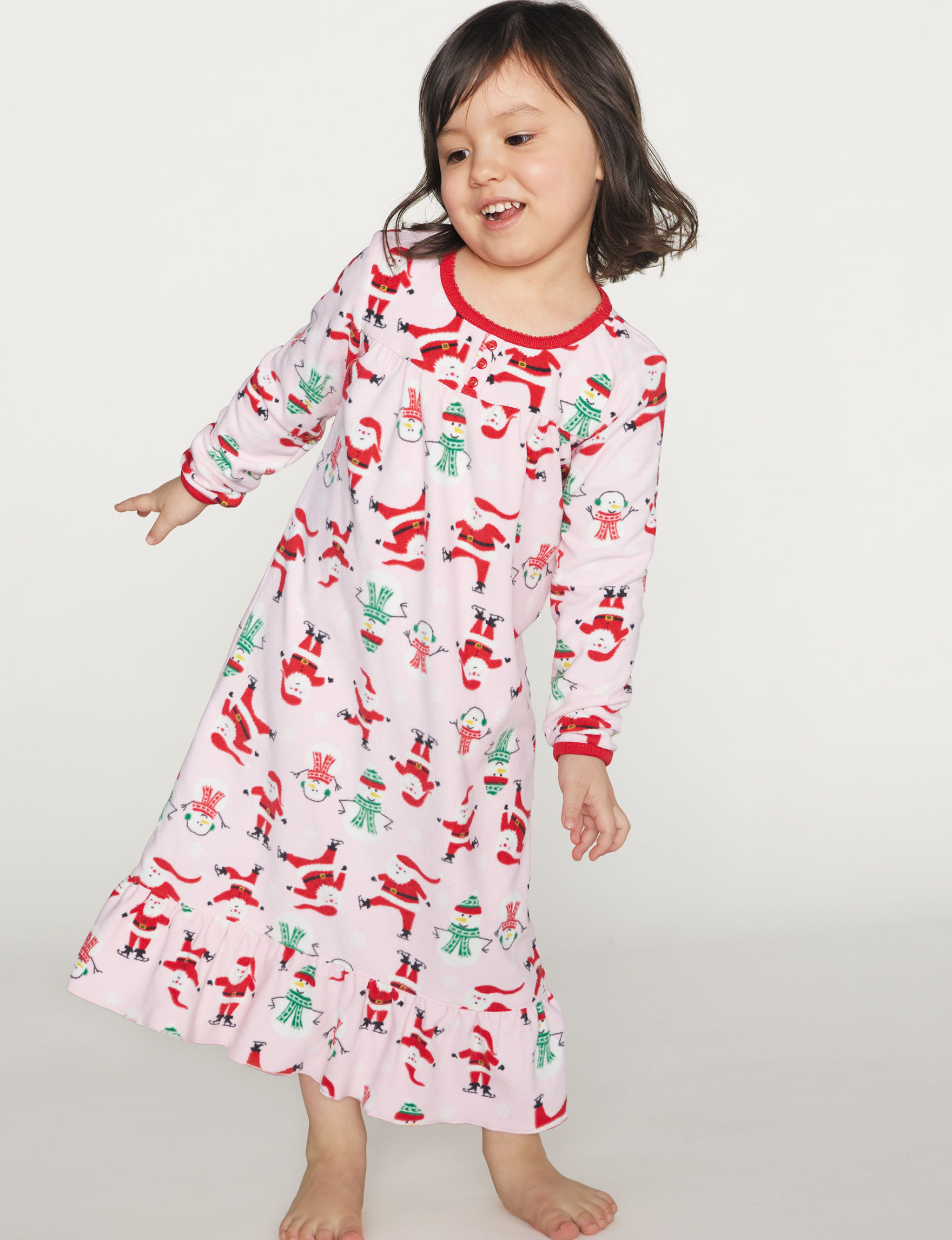 Carter\'s Santa Night Gown - Toddlers & Girls 7-14 | Stage Stores