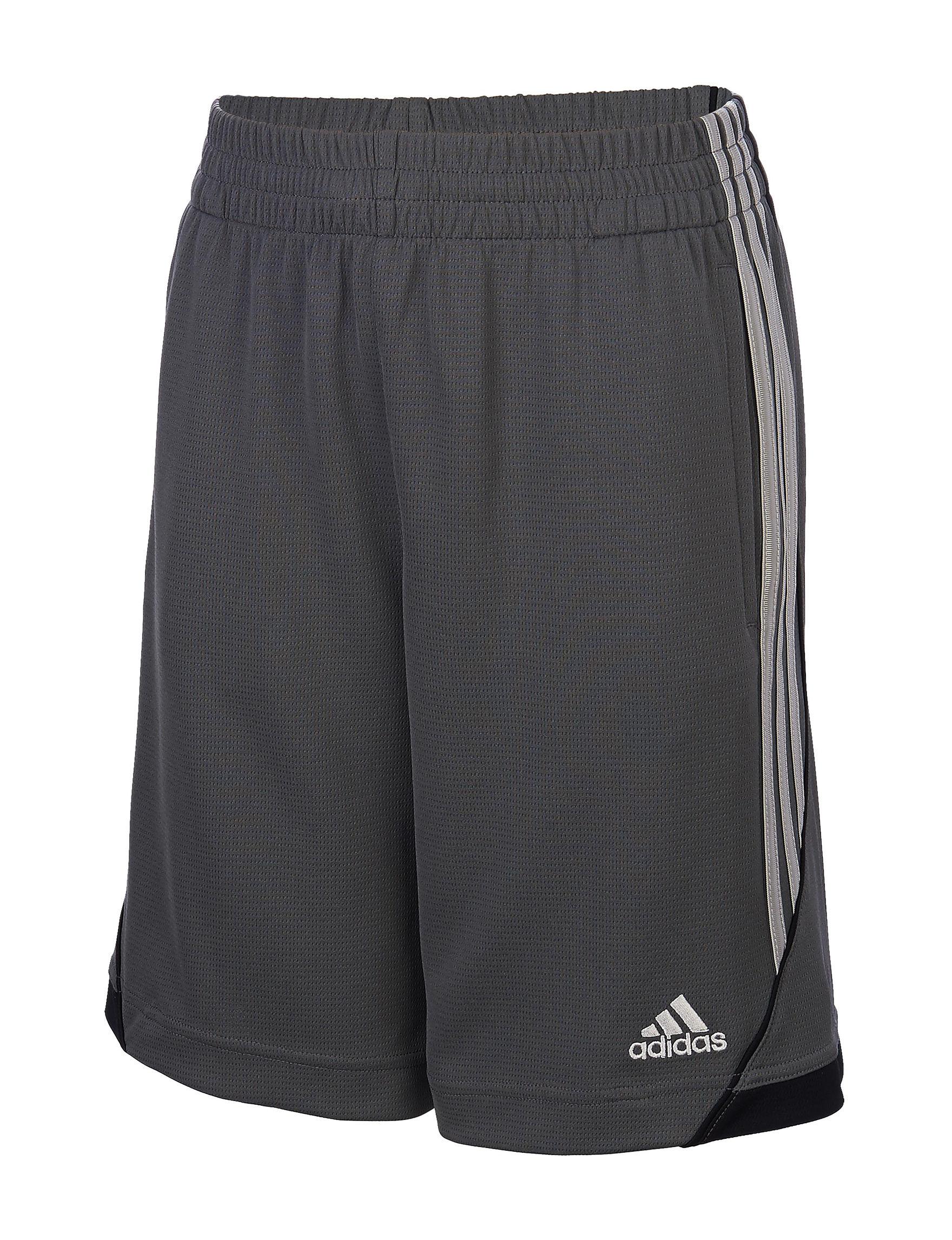 Adidas Grey Soft Shorts