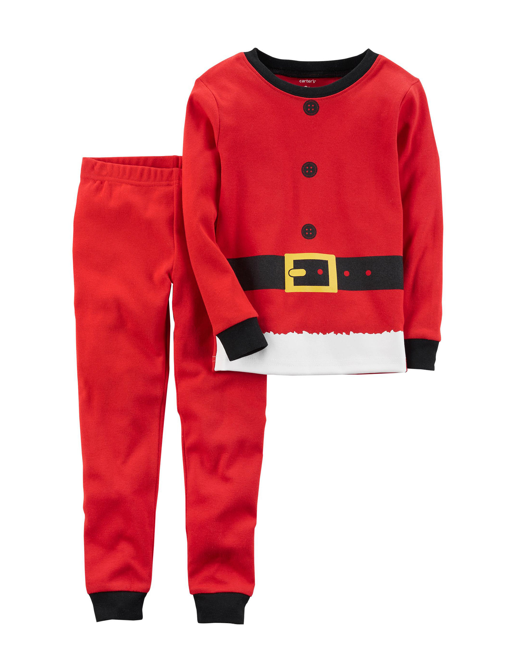 Carter's Red Pajama Sets