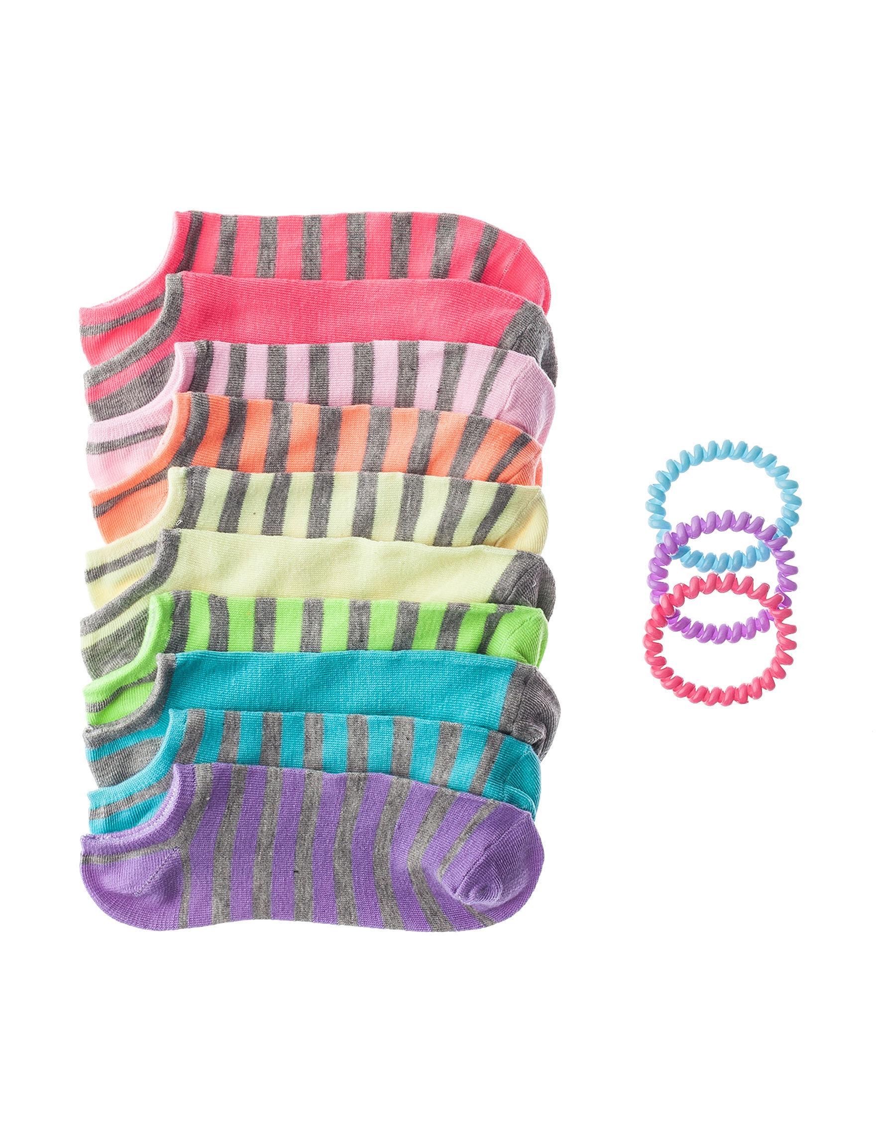 Charlotte & Co. Multi Socks