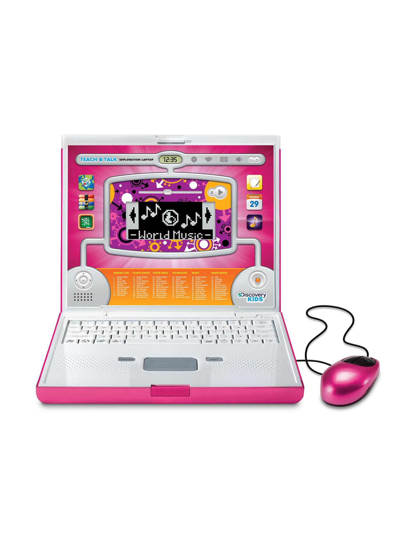 Discovery Kids Pink