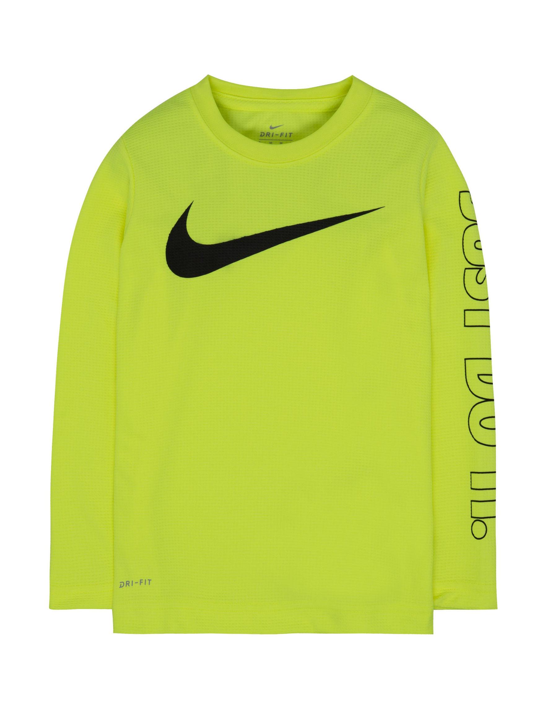 Nike Yellow