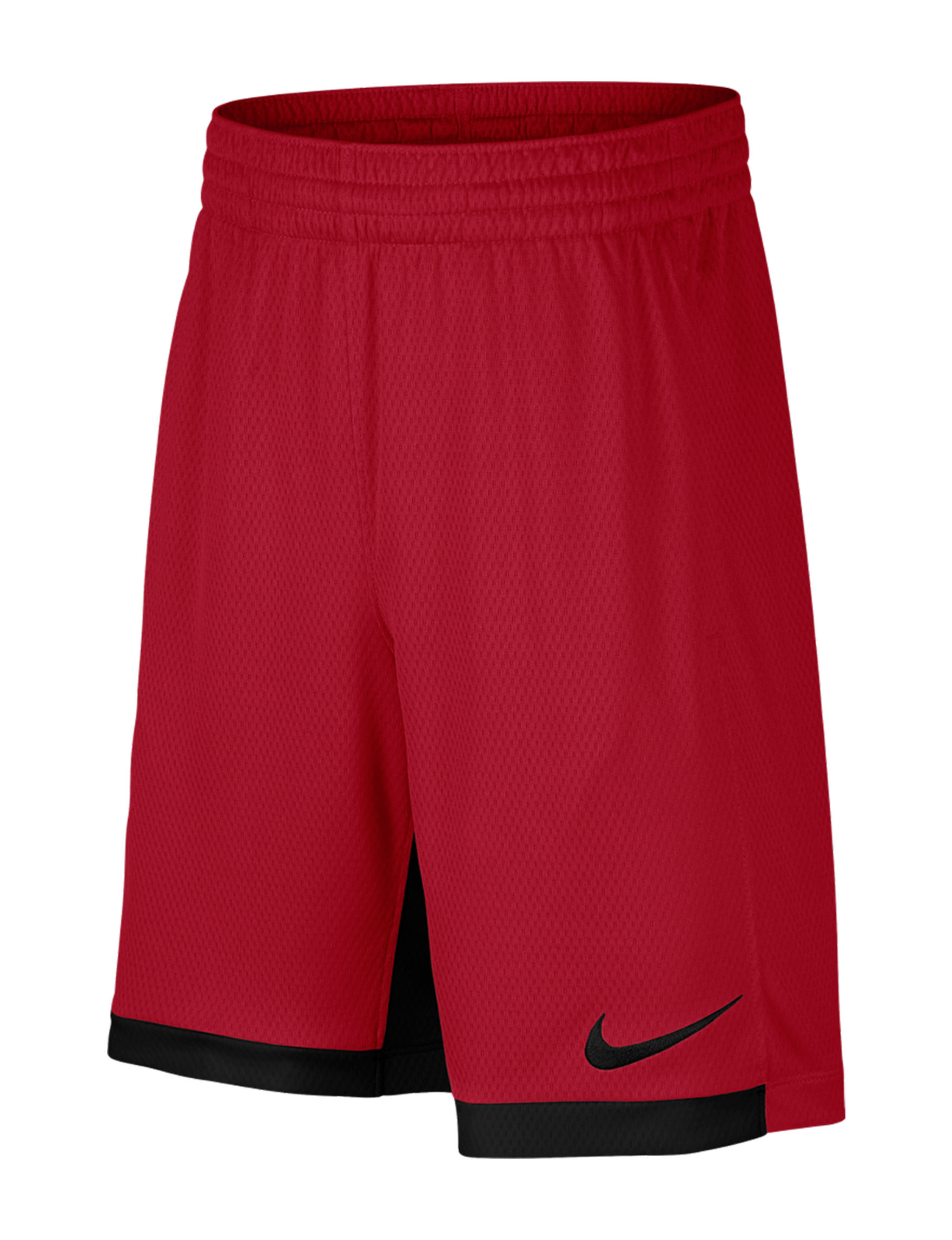 Nike Red Soft Shorts