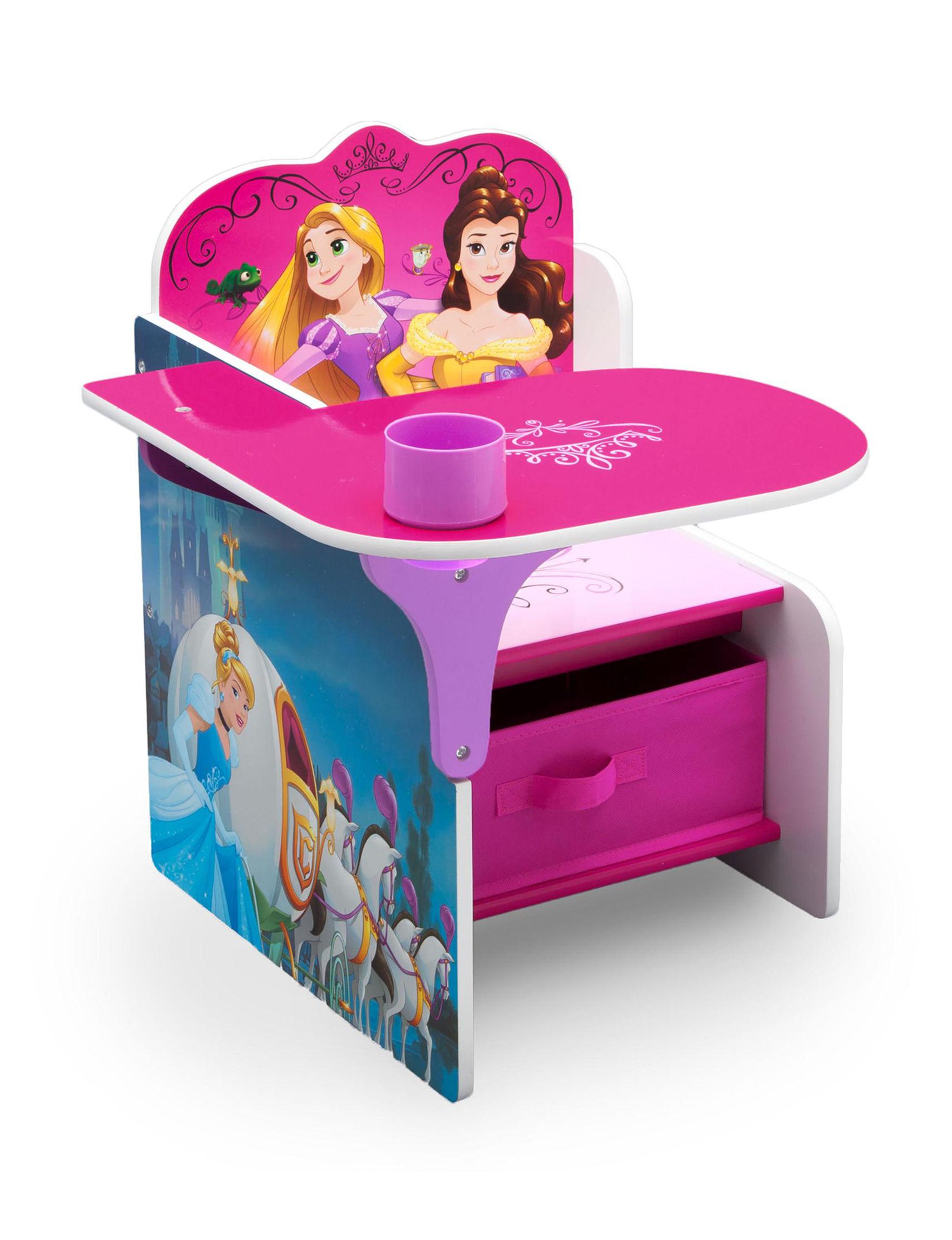Disney Pink Desks & Vanities
