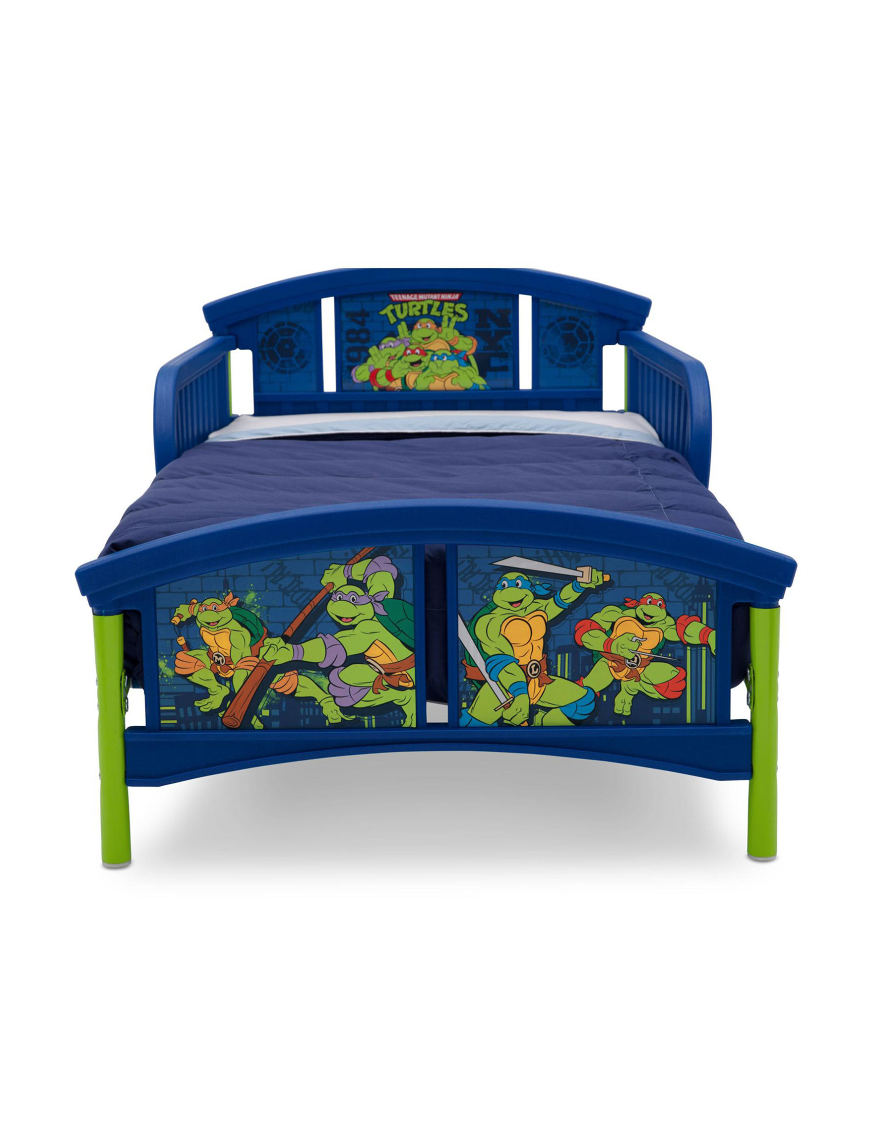 Nickelodeon Teenage Mutant Ninja Turtles Toddler Bed