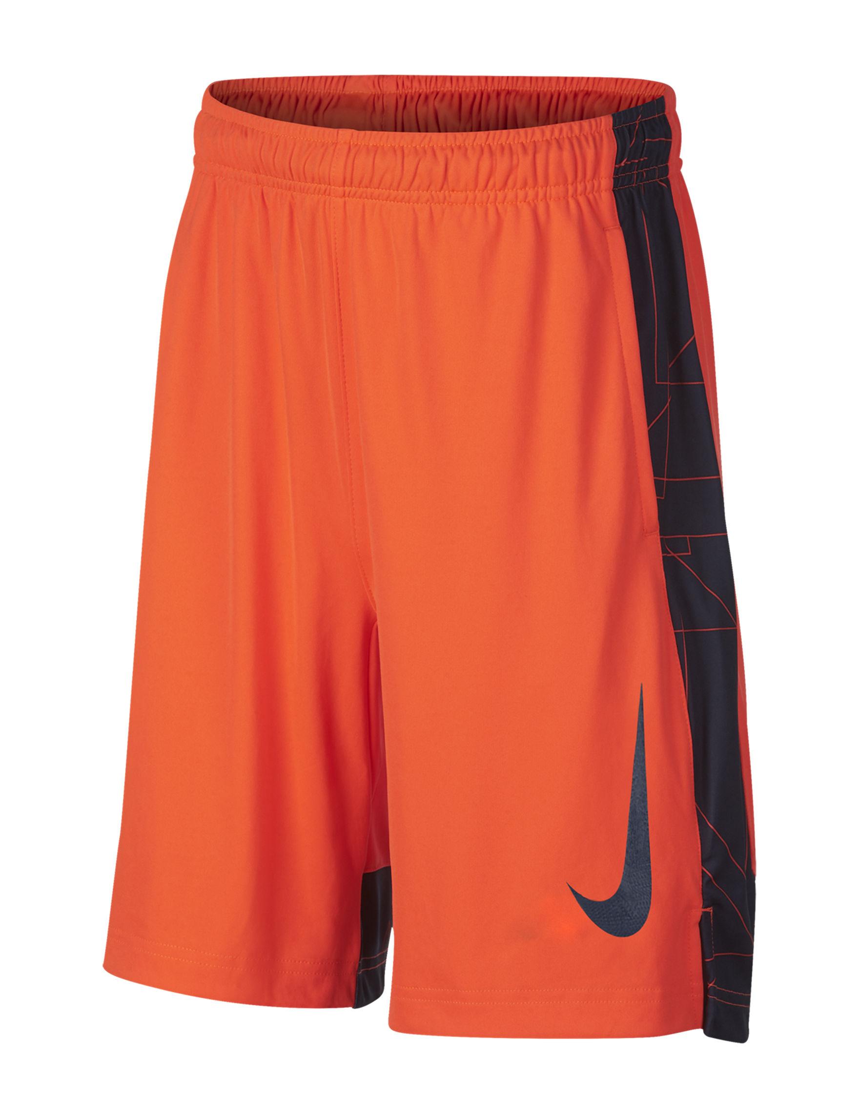 Nike Dark Orange Relaxed