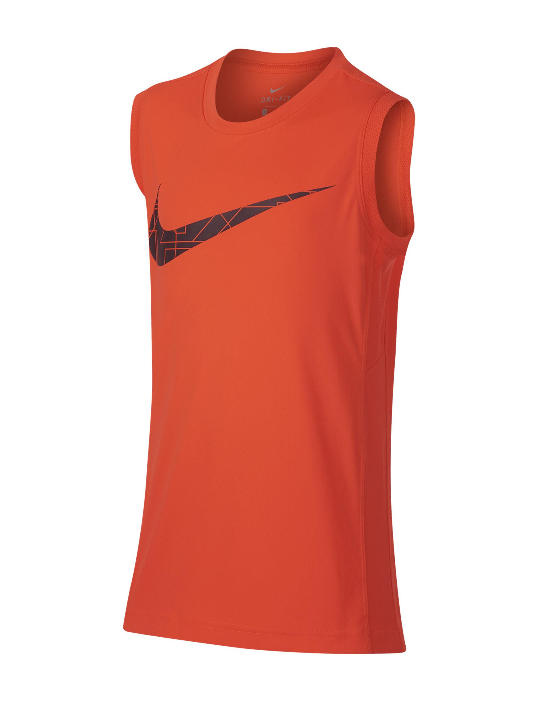 Nike Dark Orange