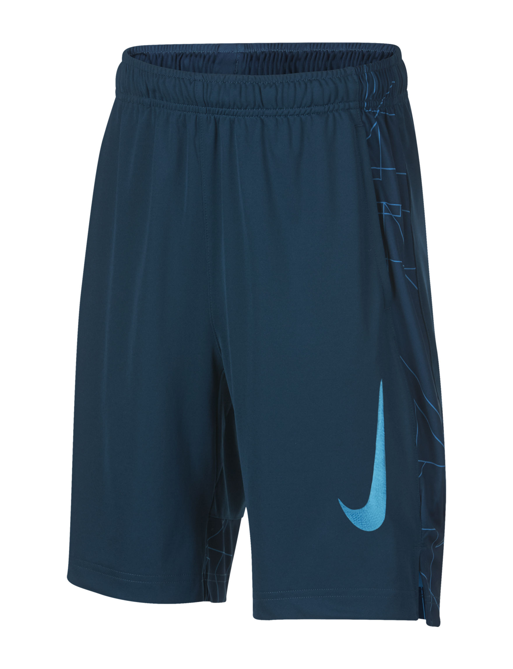Nike Heather Blue Relaxed