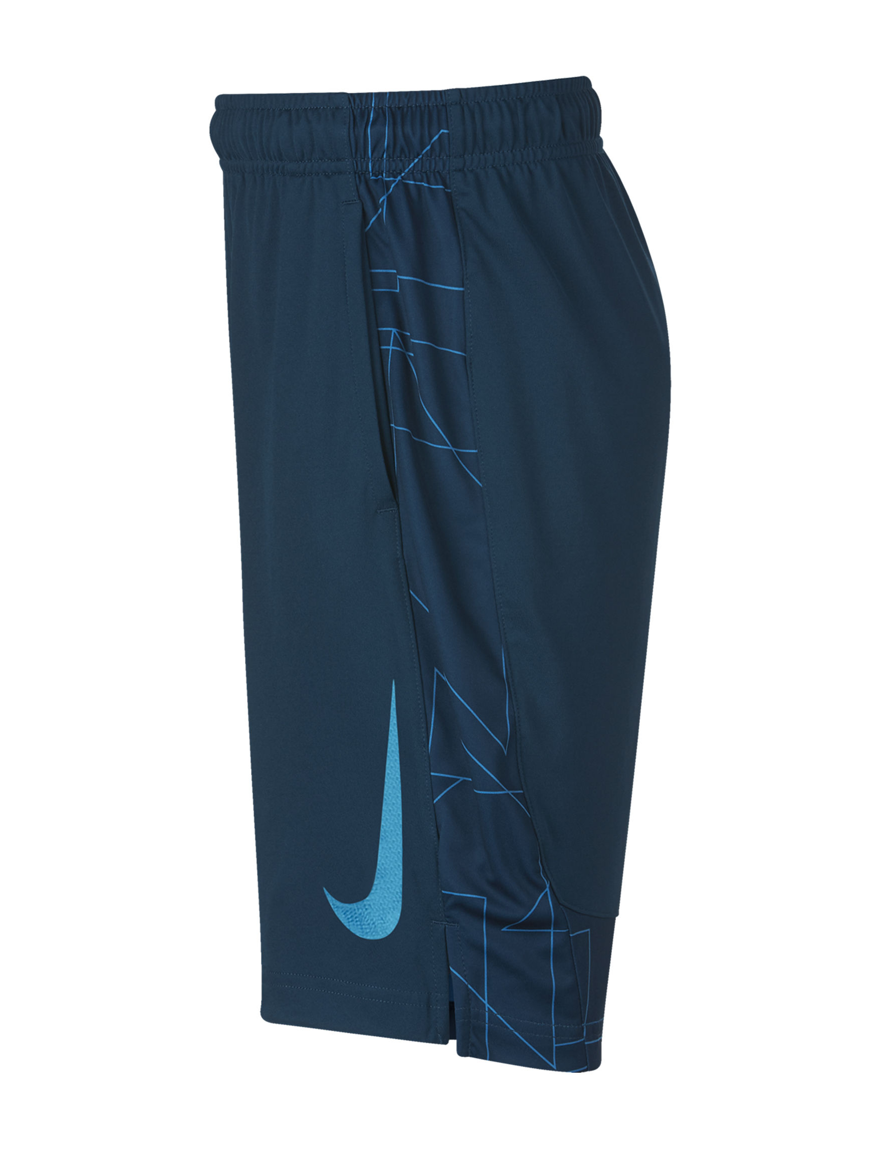 huge discount ff743 2fb6c Nike Dry Legacy Color Block Geometric Shorts - Boys 6-20   Stage Stores