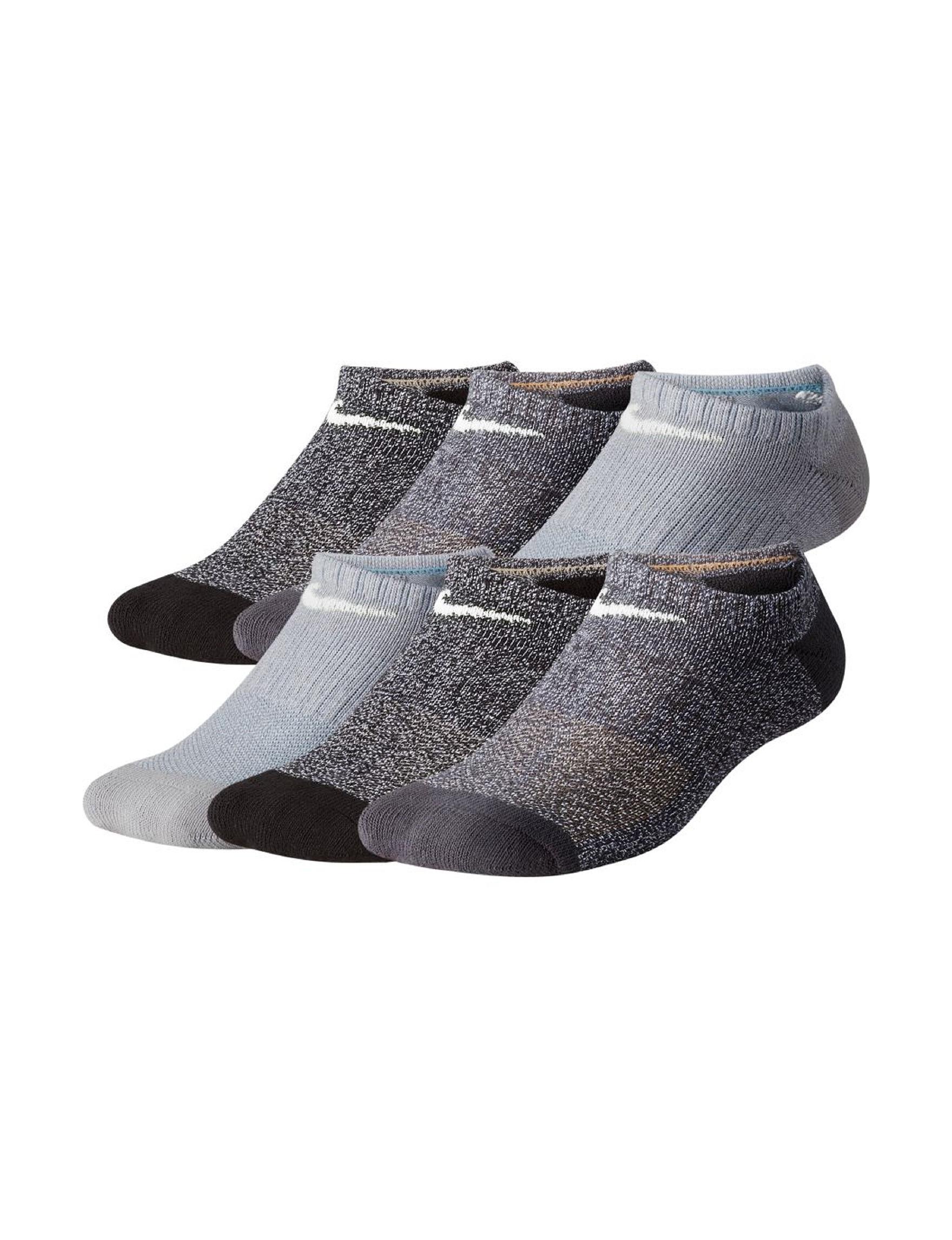 Nike Grey Socks