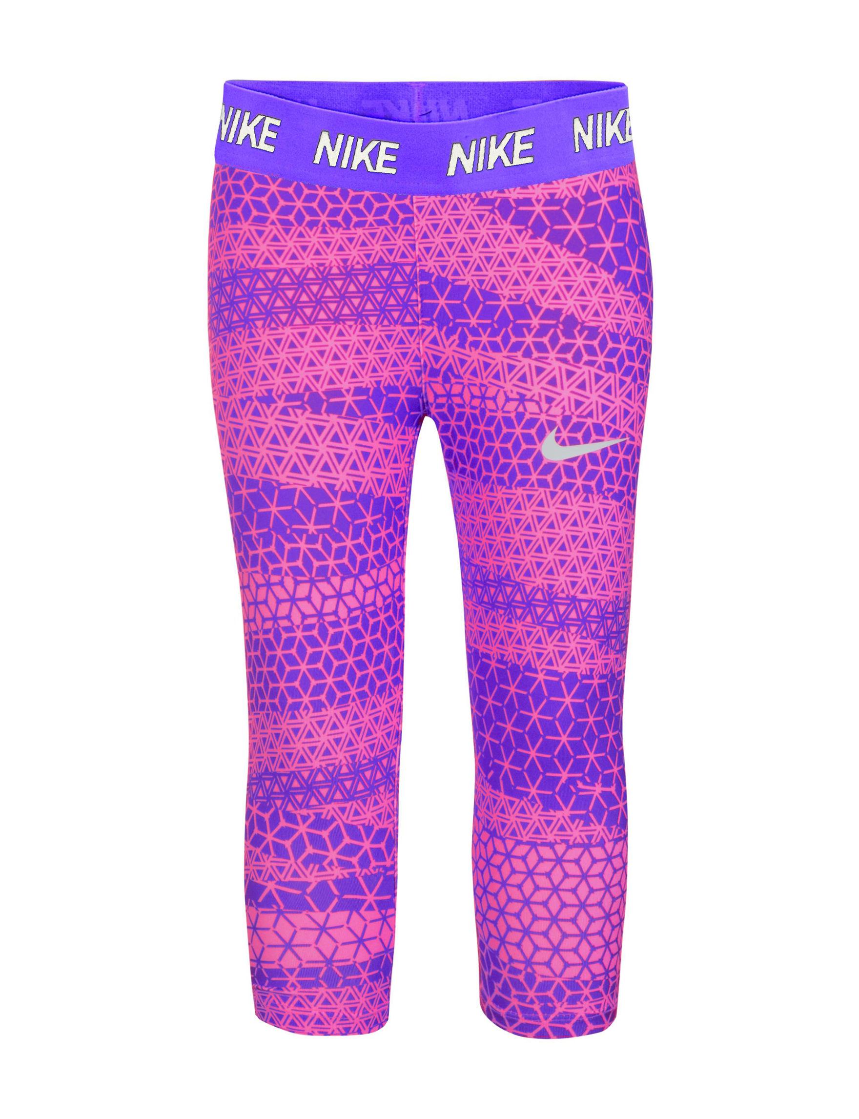 Nike Violet Leggings