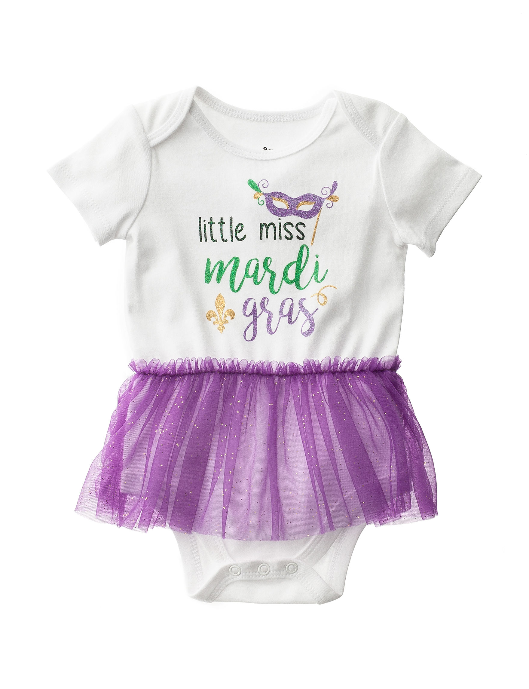 Babies With Attitude White / Purple
