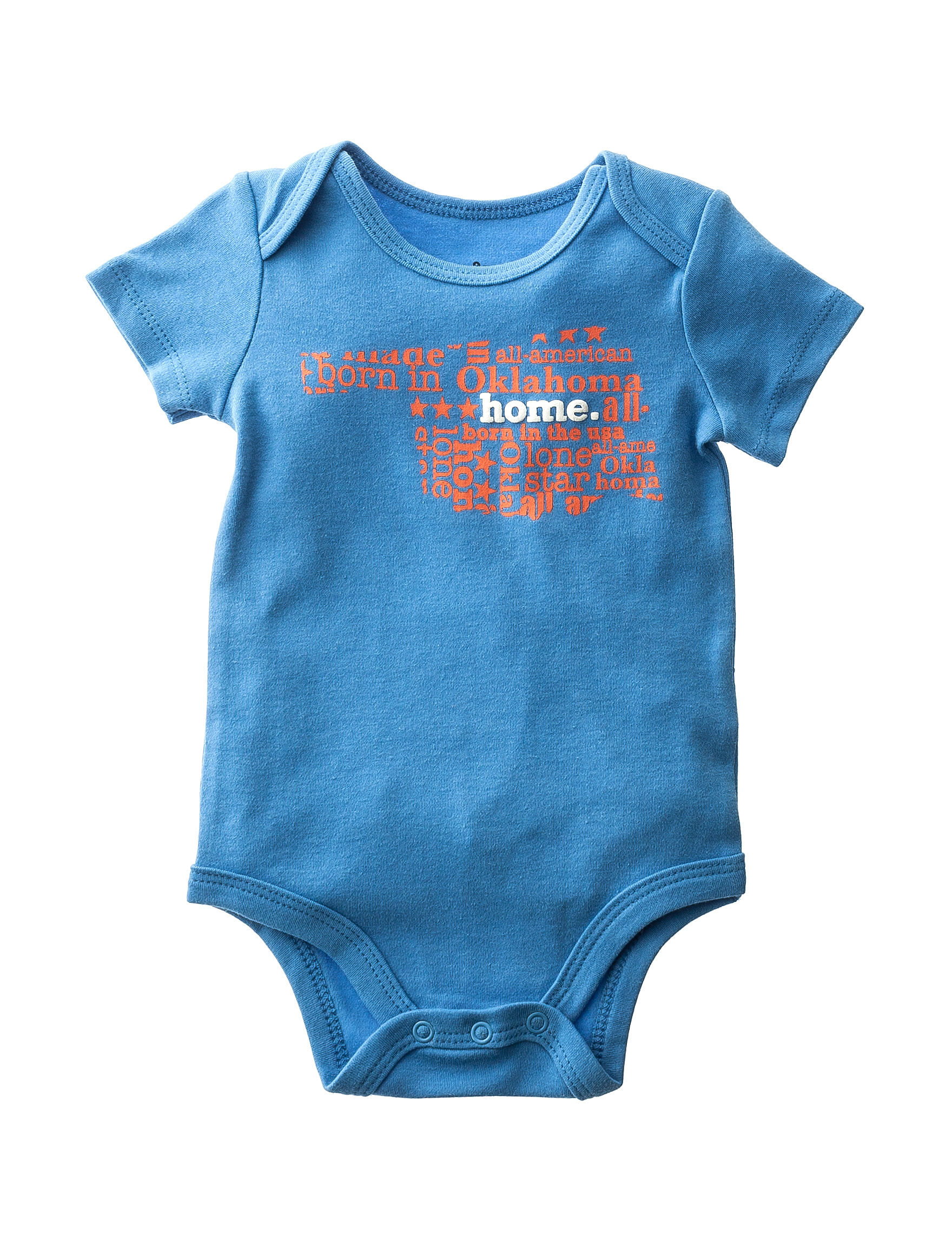 Babies With Attitude Blue