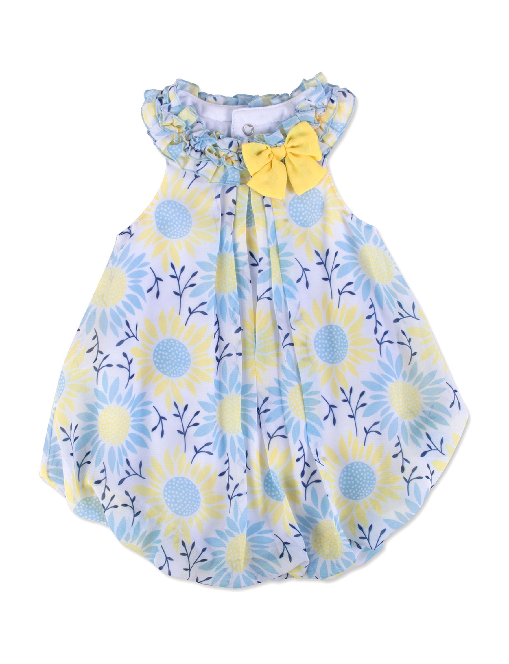 Baby Essentials Blue / Yellow