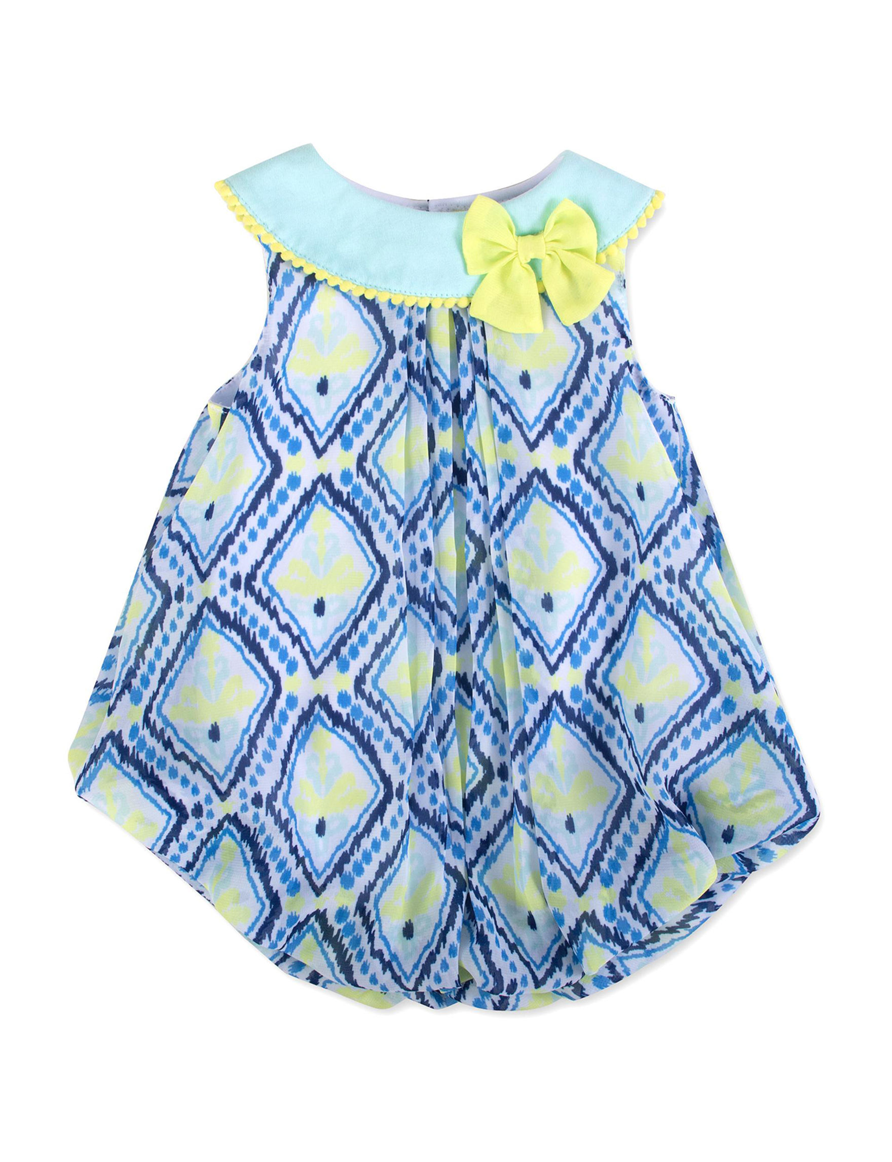 Baby Essentials Blue / Green