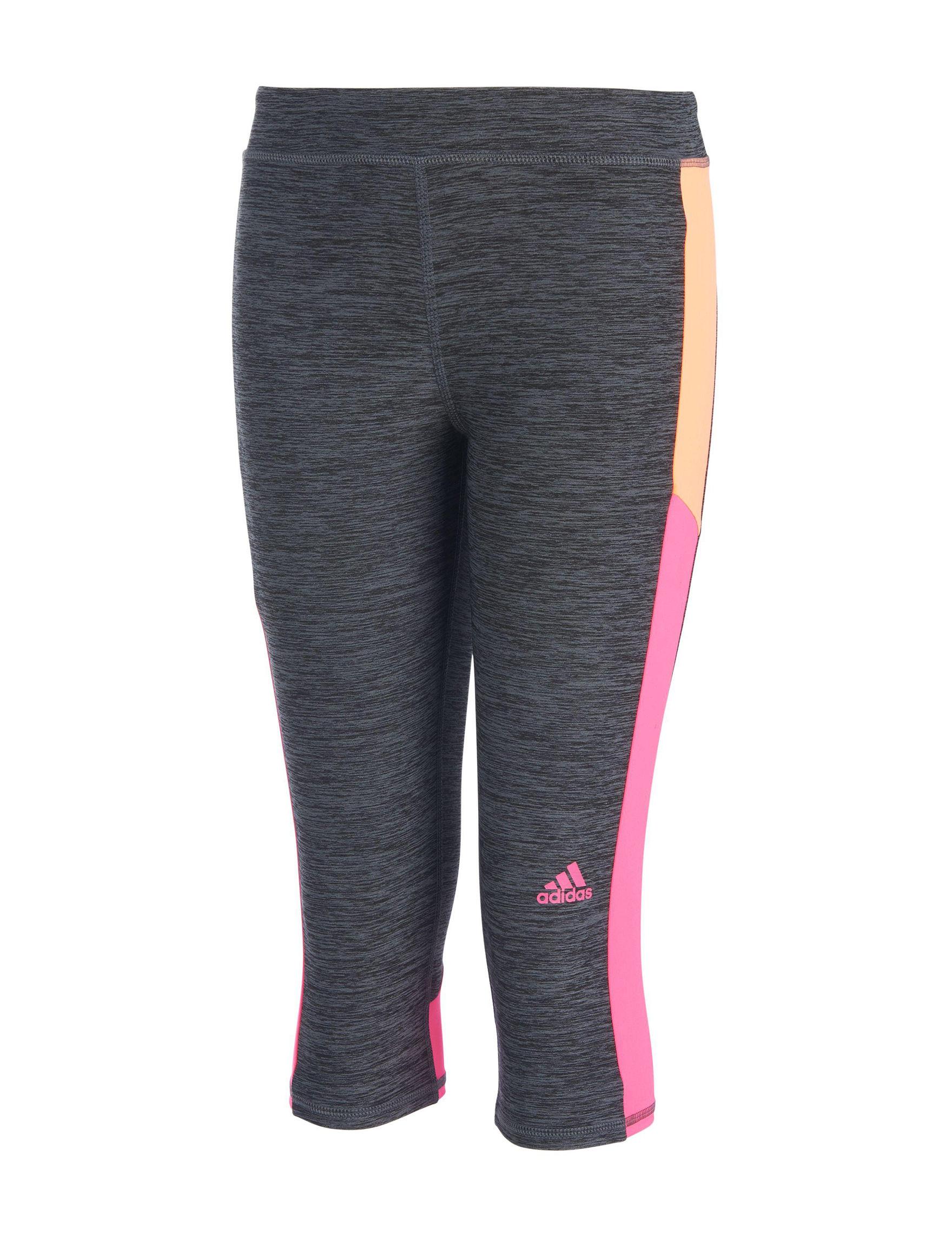 Adidas Grey / Pink