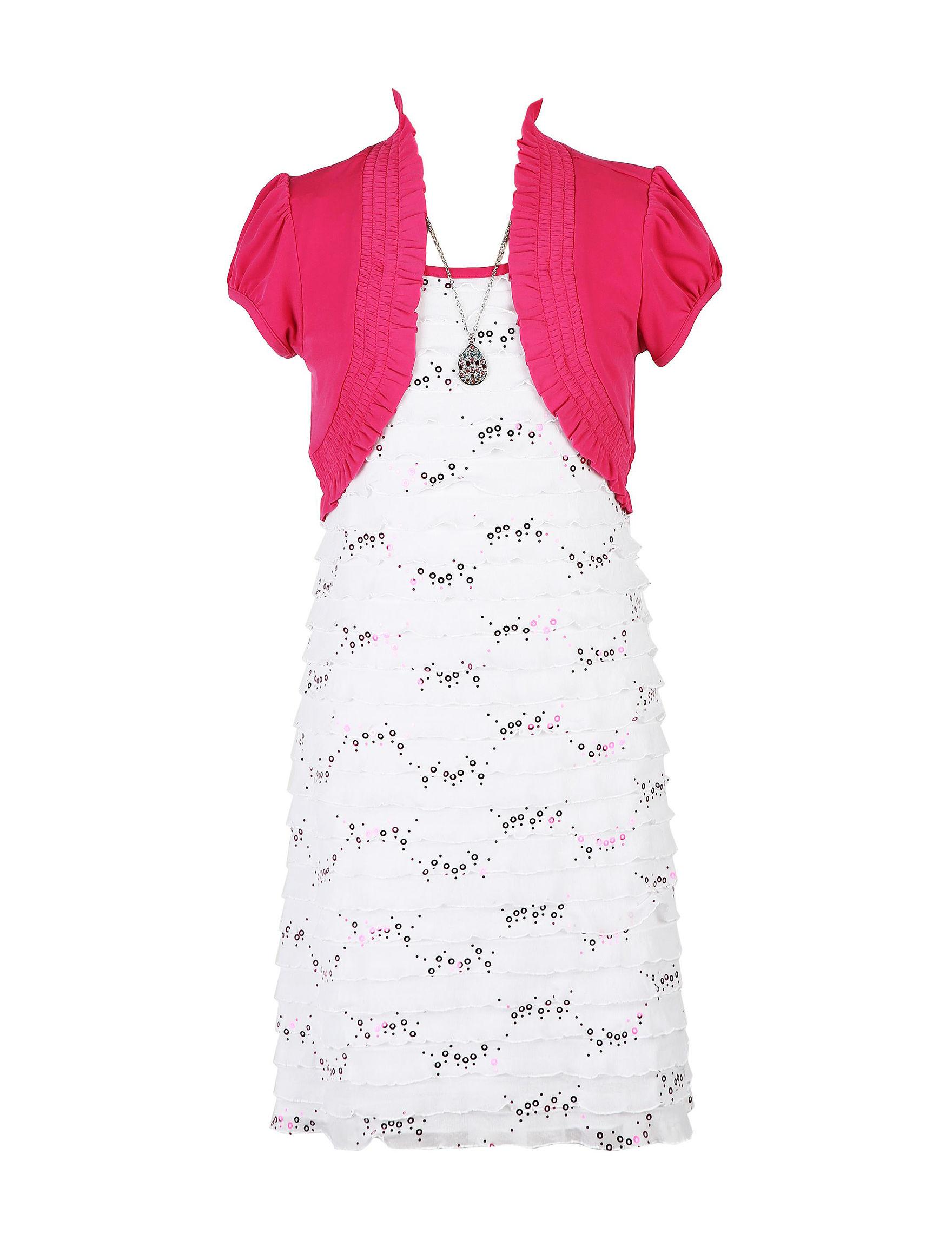 226e2810548a Speechless 2-pc. Lace Sequin Dress   Shrug Set - Girls Plus