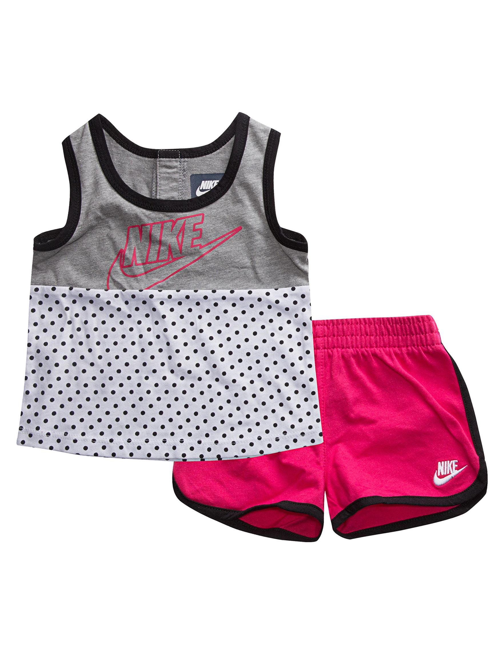 Nike Pink / Grey
