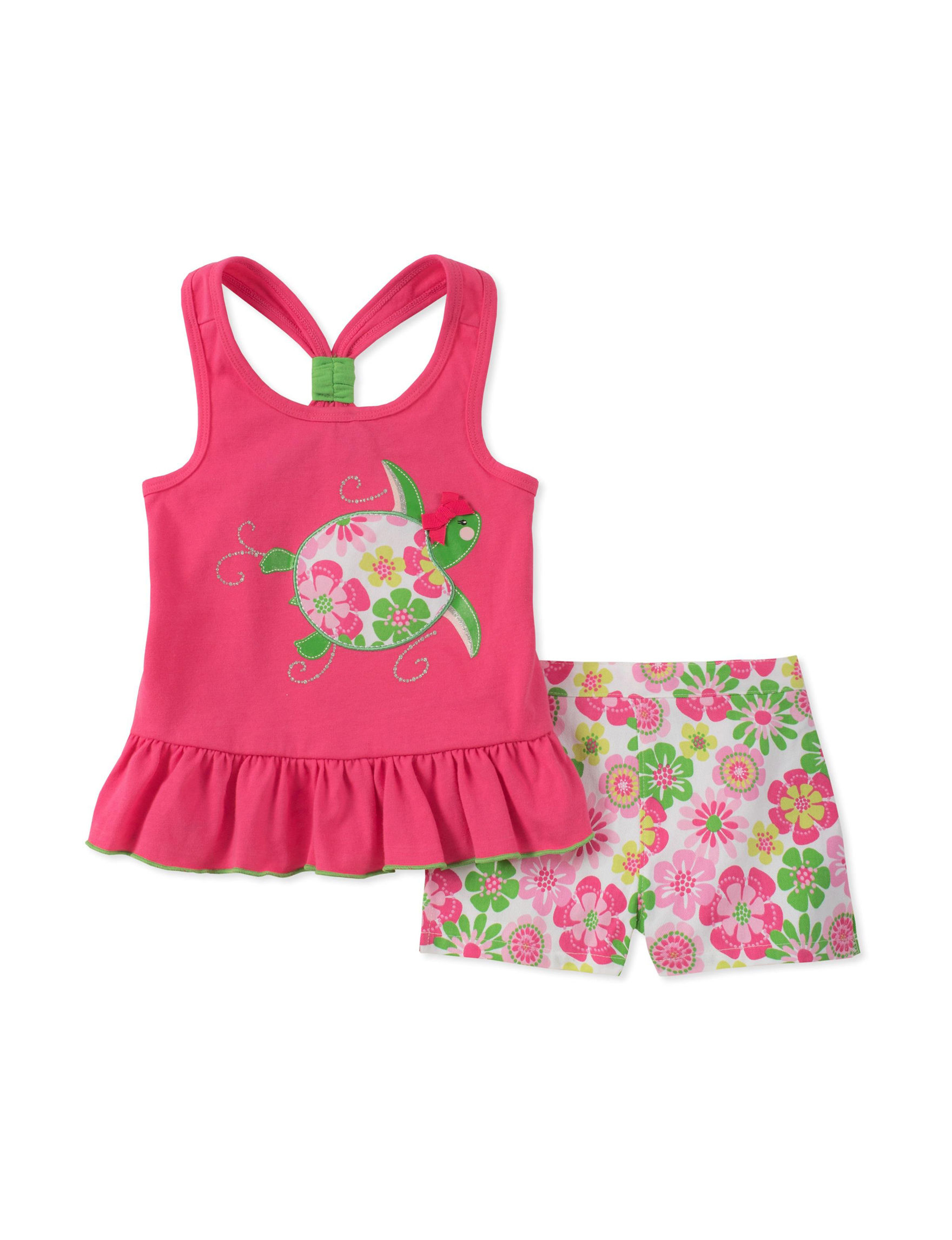 Kids Headquarters Pink Floral