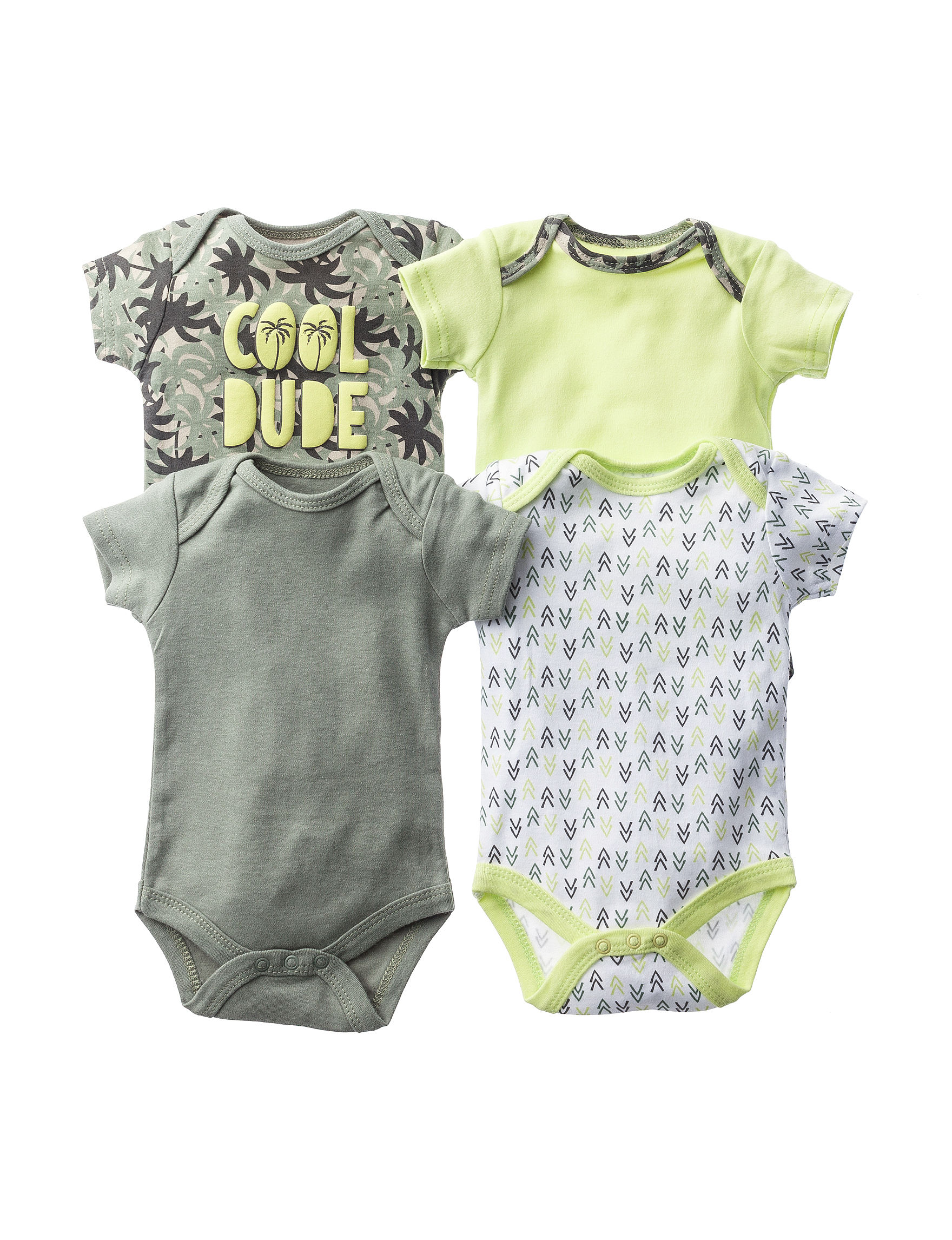 Baby Gear Olive