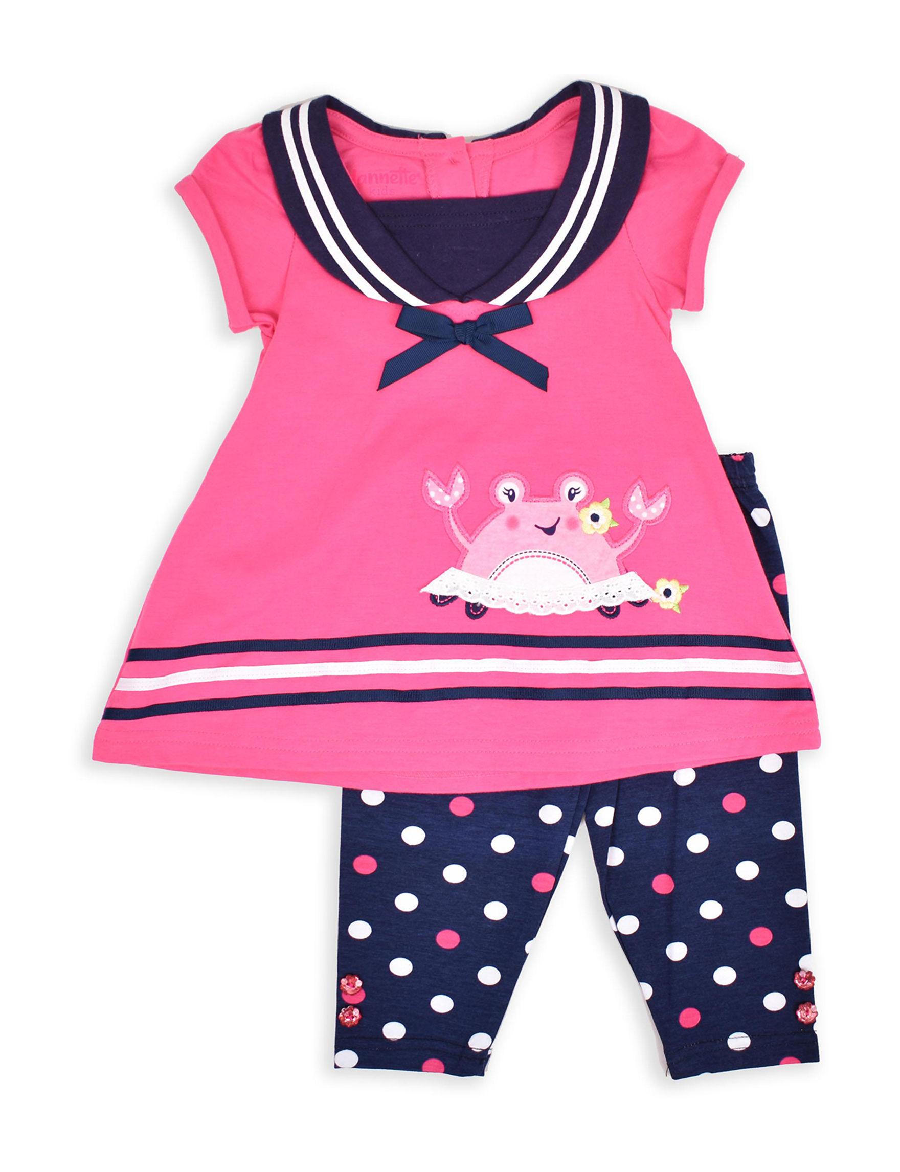 Nannette Pink / Navy