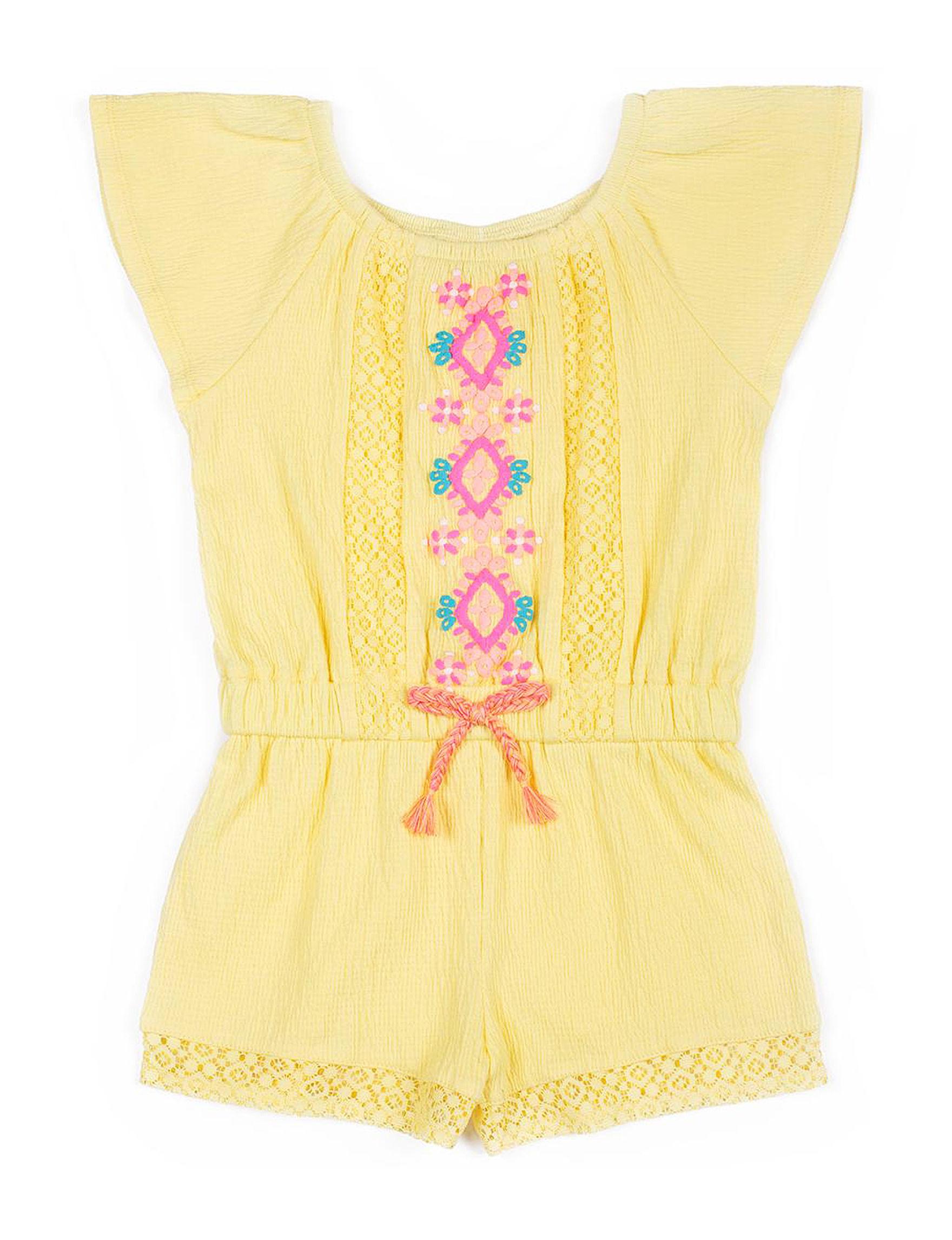 Little Lass Yellow