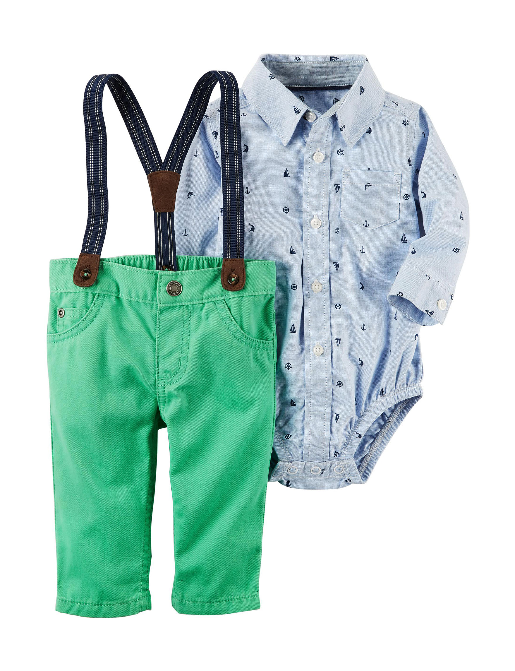 Carter's Blue / Green