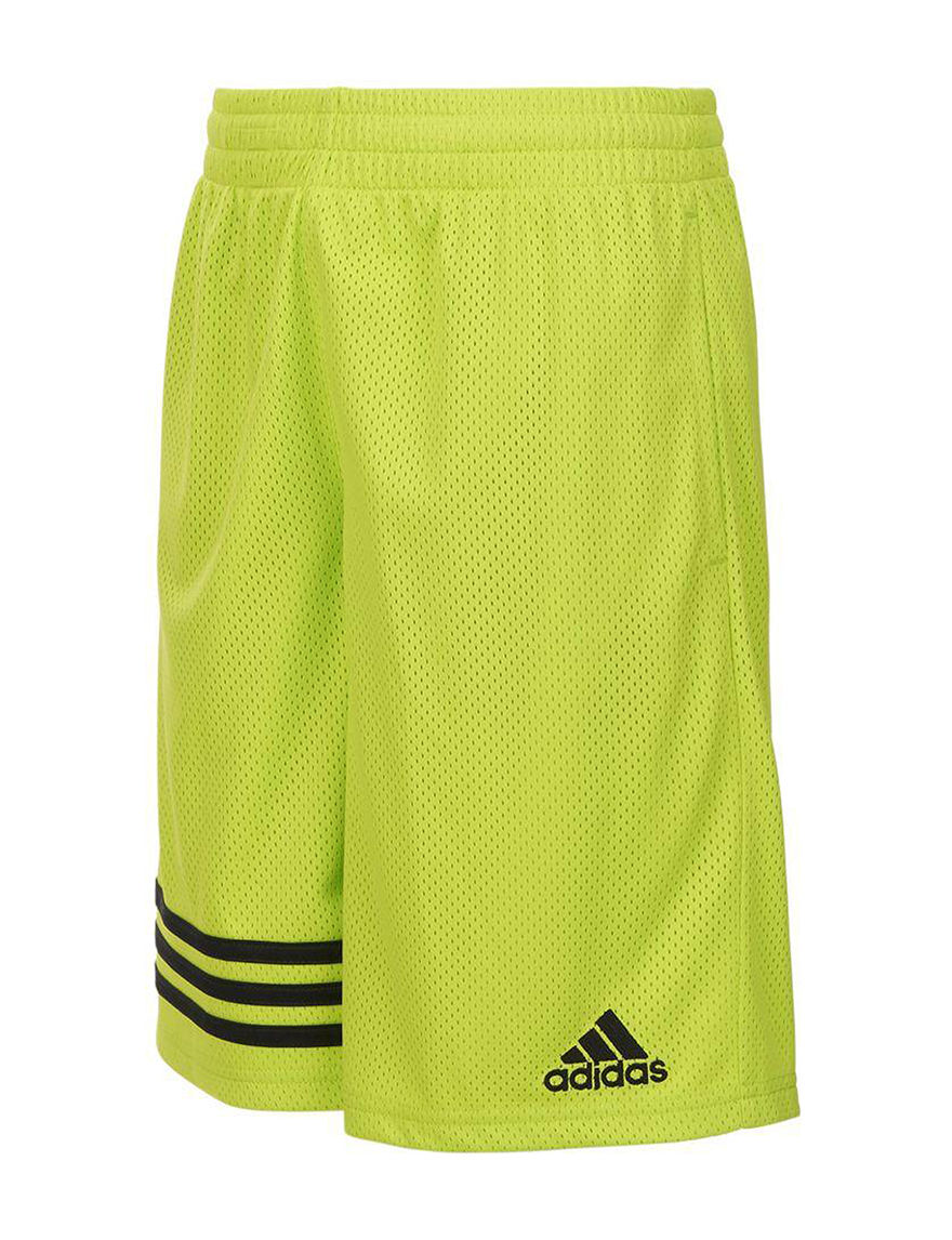 Adidas Yellow Relaxed