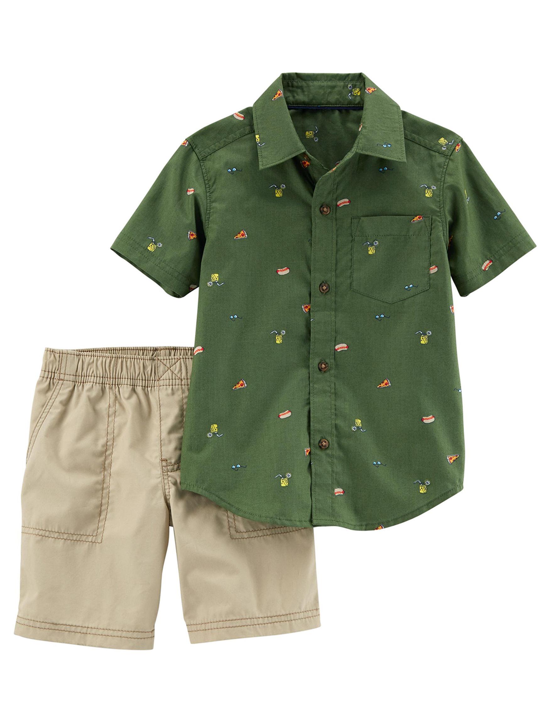 Carter's Green / Beige