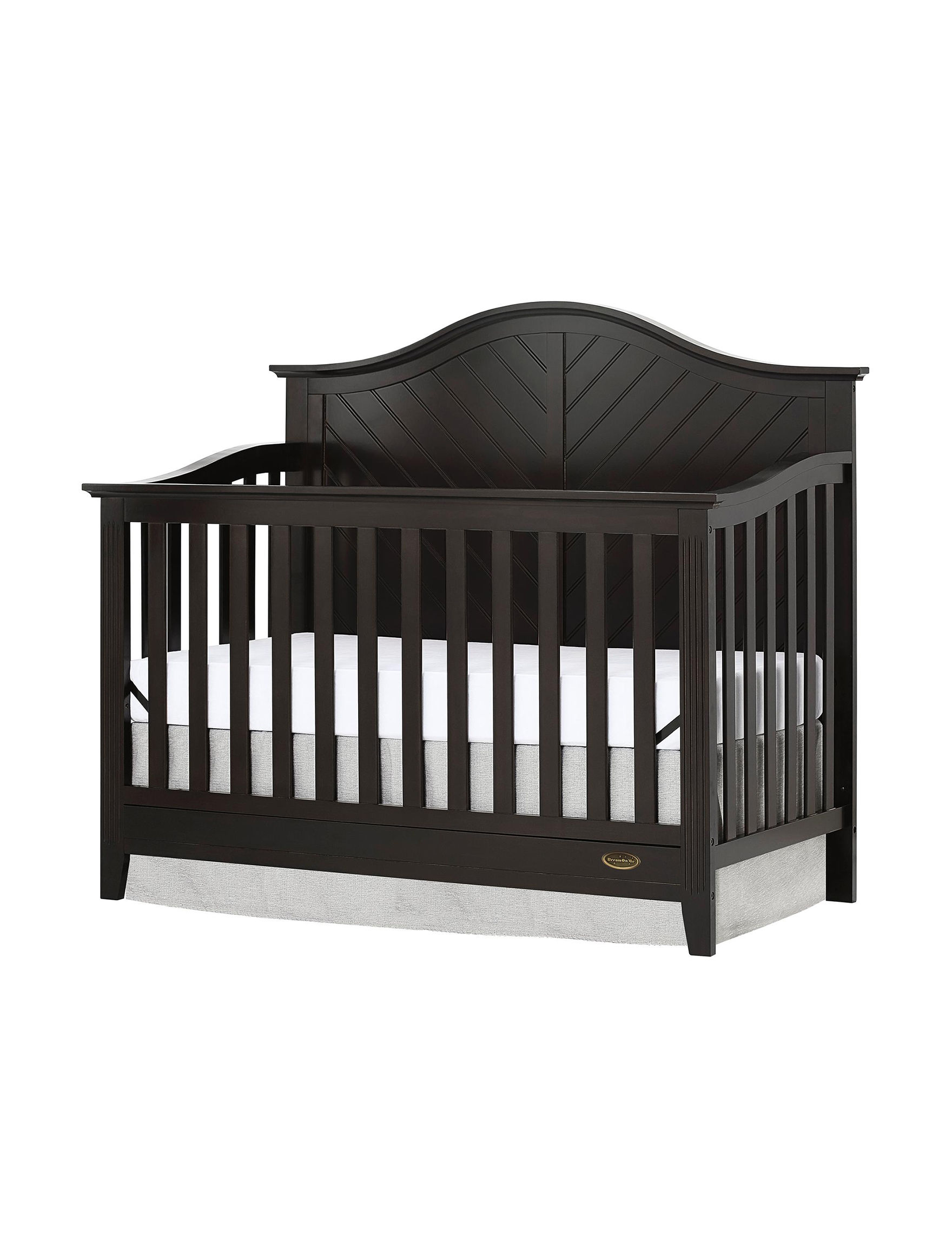 Dream On Me Grey Cribs Bedroom Furniture