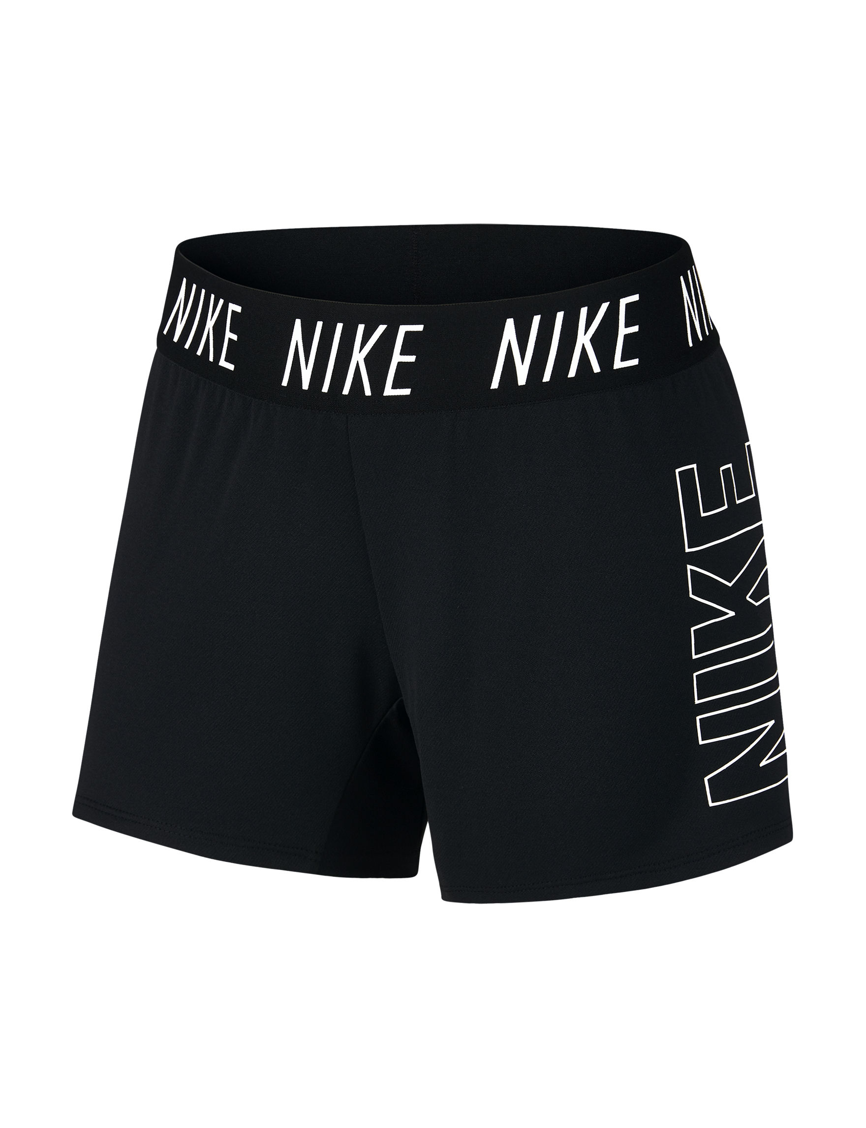 Nike Black Relaxed Stretch