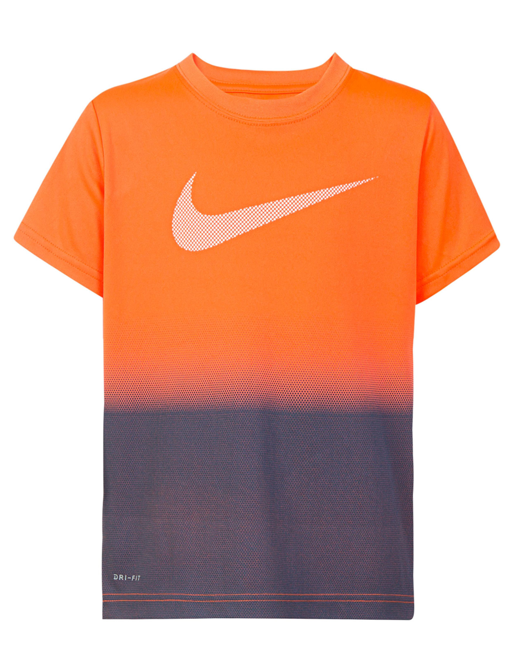 Nike Orange Tees & Tanks