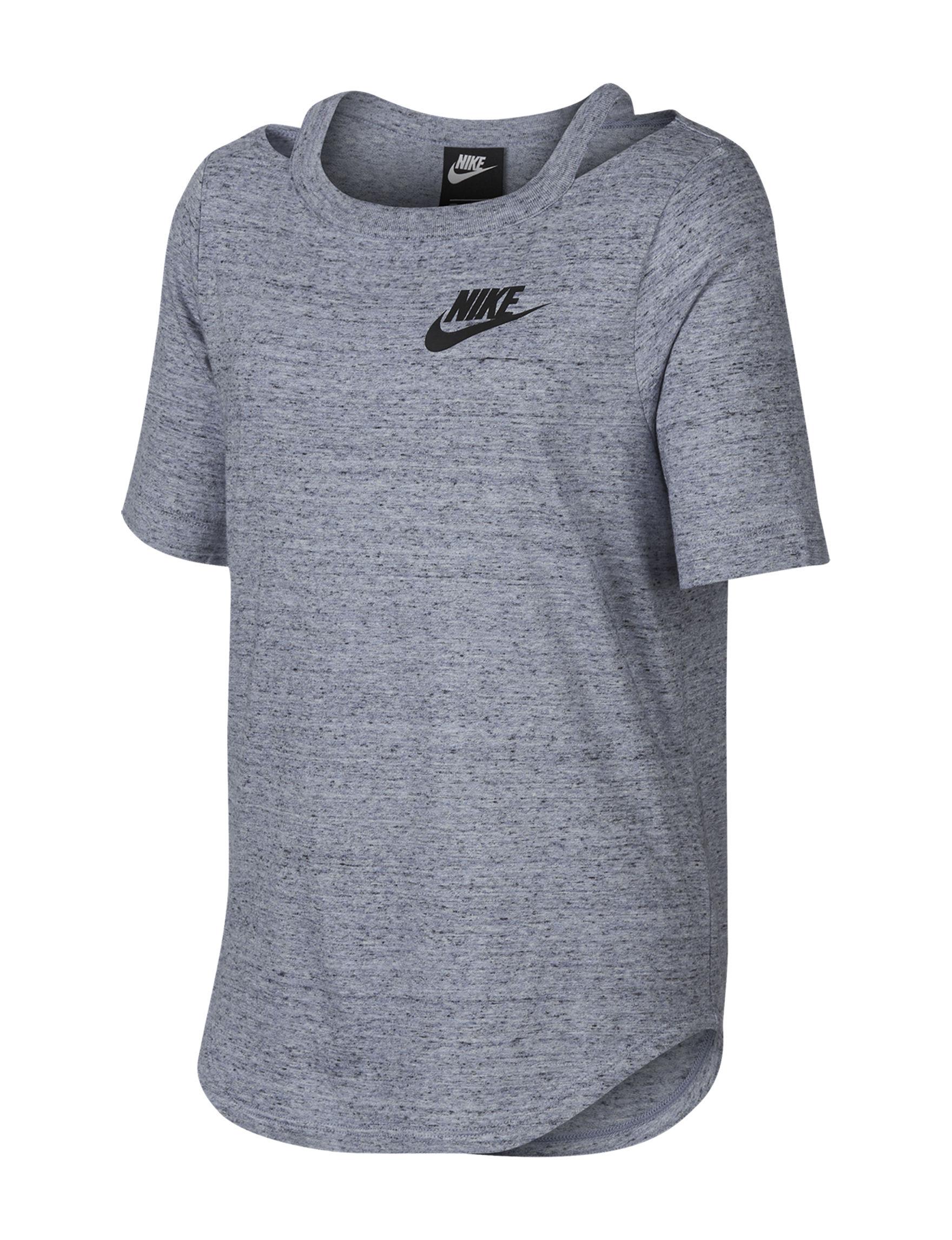 Nike Slate Tees & Tanks