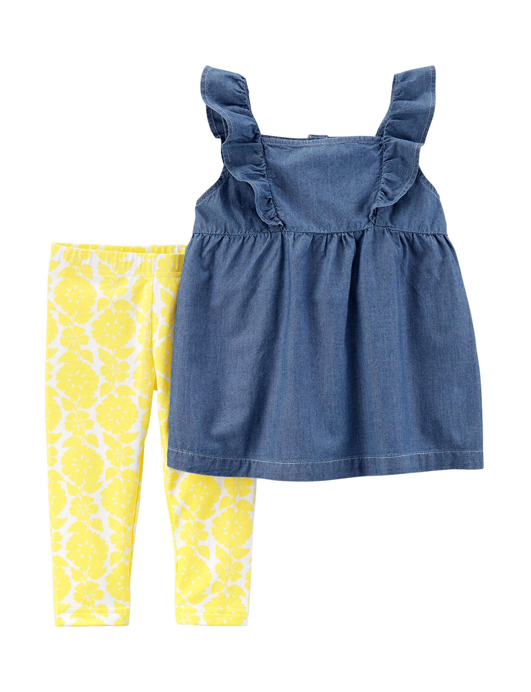 Carter's Blue / Yellow