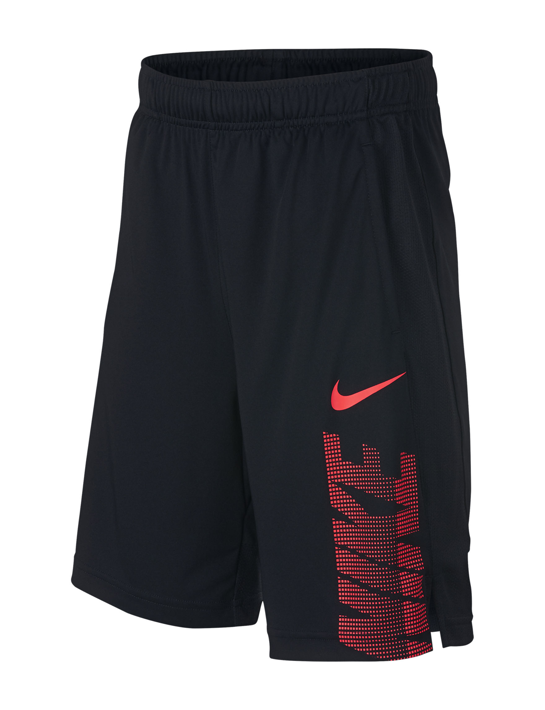 Nike Black / Red Relaxed