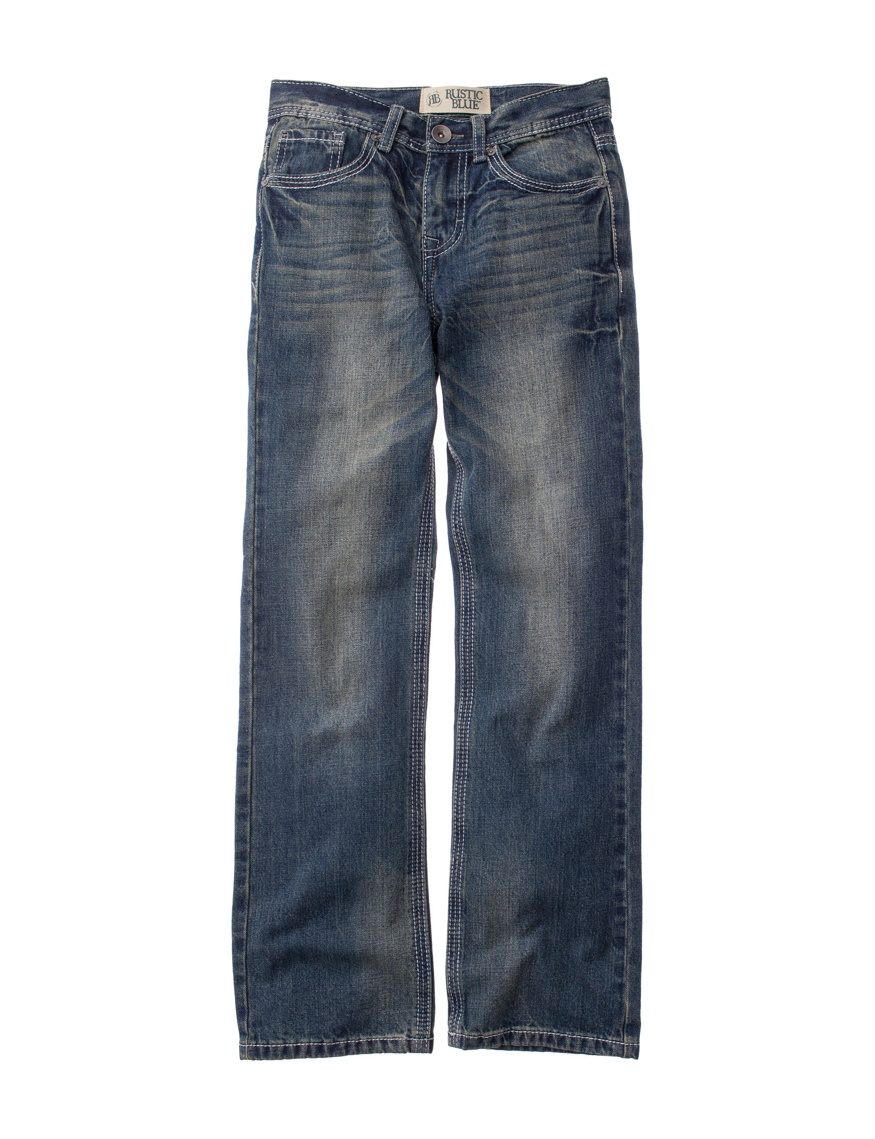 Axel Dark Wash Bootcut Relaxed