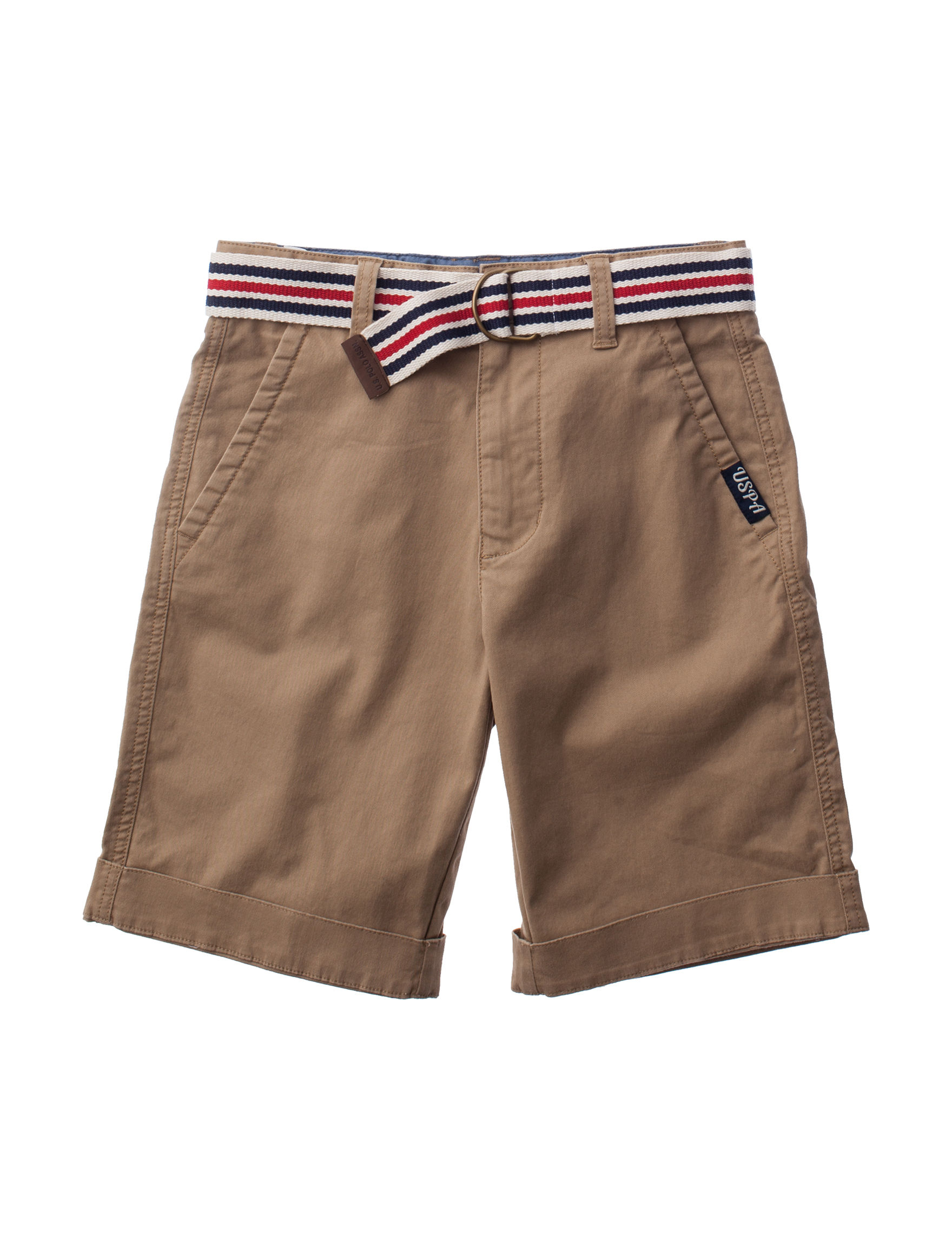 U.S. Polo Assn. Dark Beige Relaxed