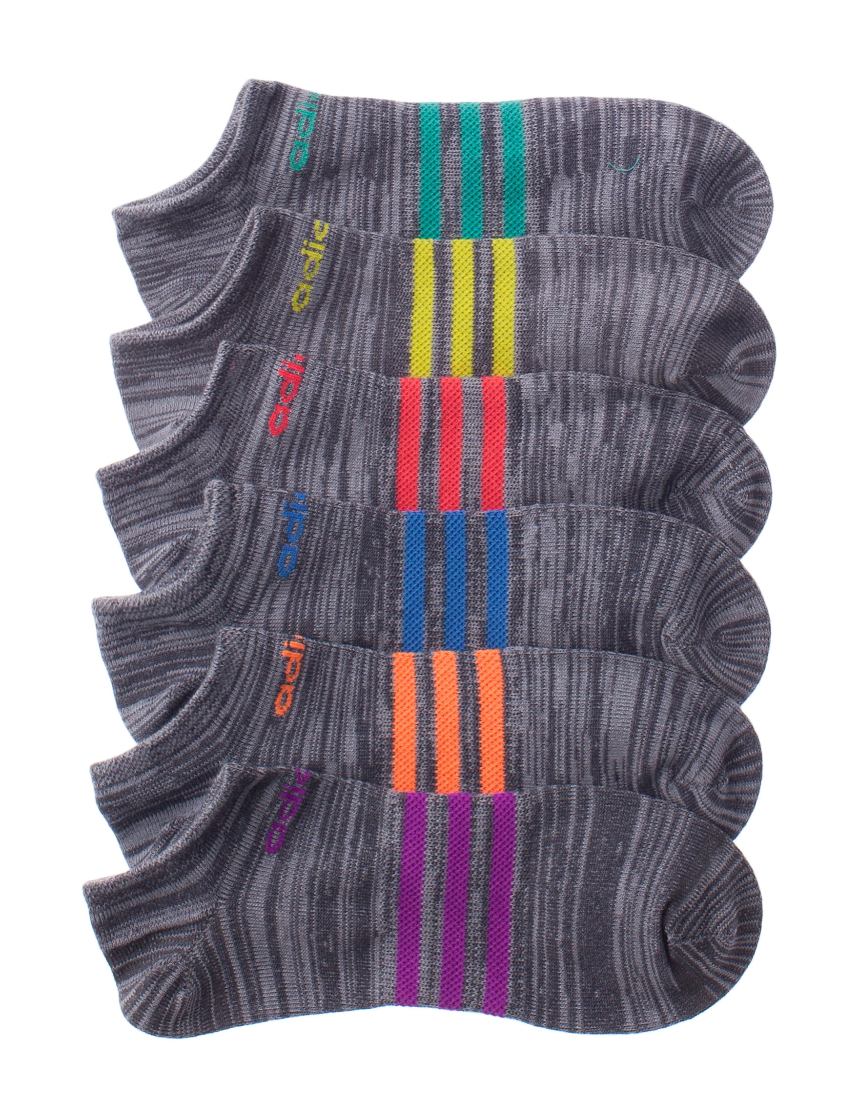 Adidas Grey Multi Socks