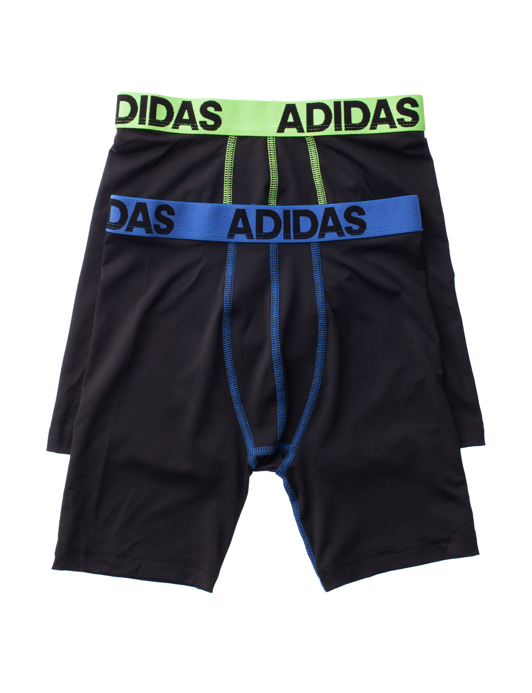 Adidas Black / Multi Boxer Briefs