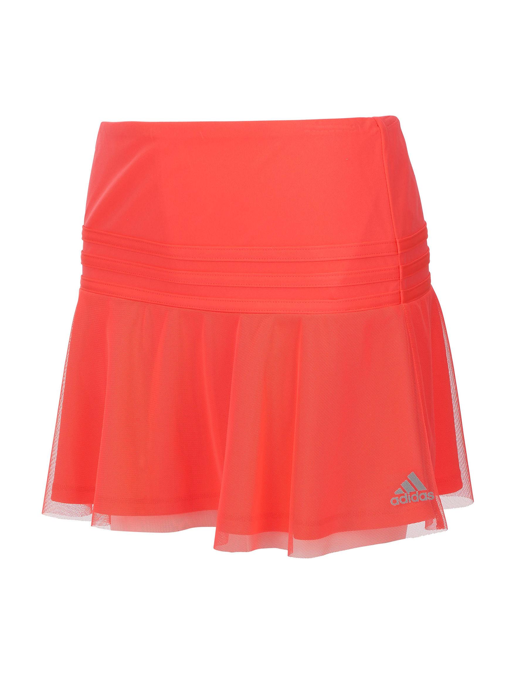 Adidas Bright Red